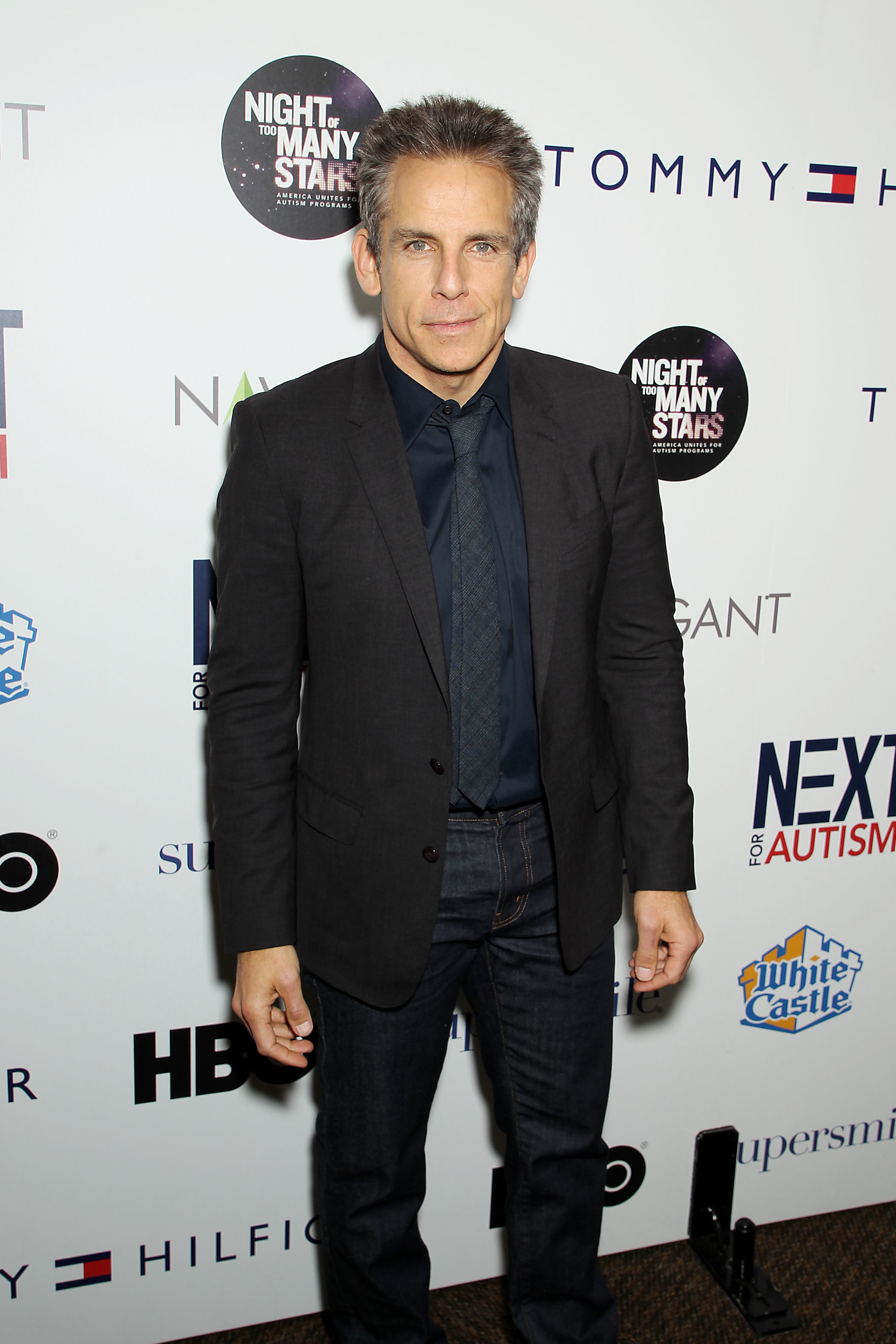 Ben Stiller attends the HBO Presents Night of Too Many Stars: America Unites for Autism Programs held at The Theater at Madison Square Garden in New York City on Nov. 18, 2017.