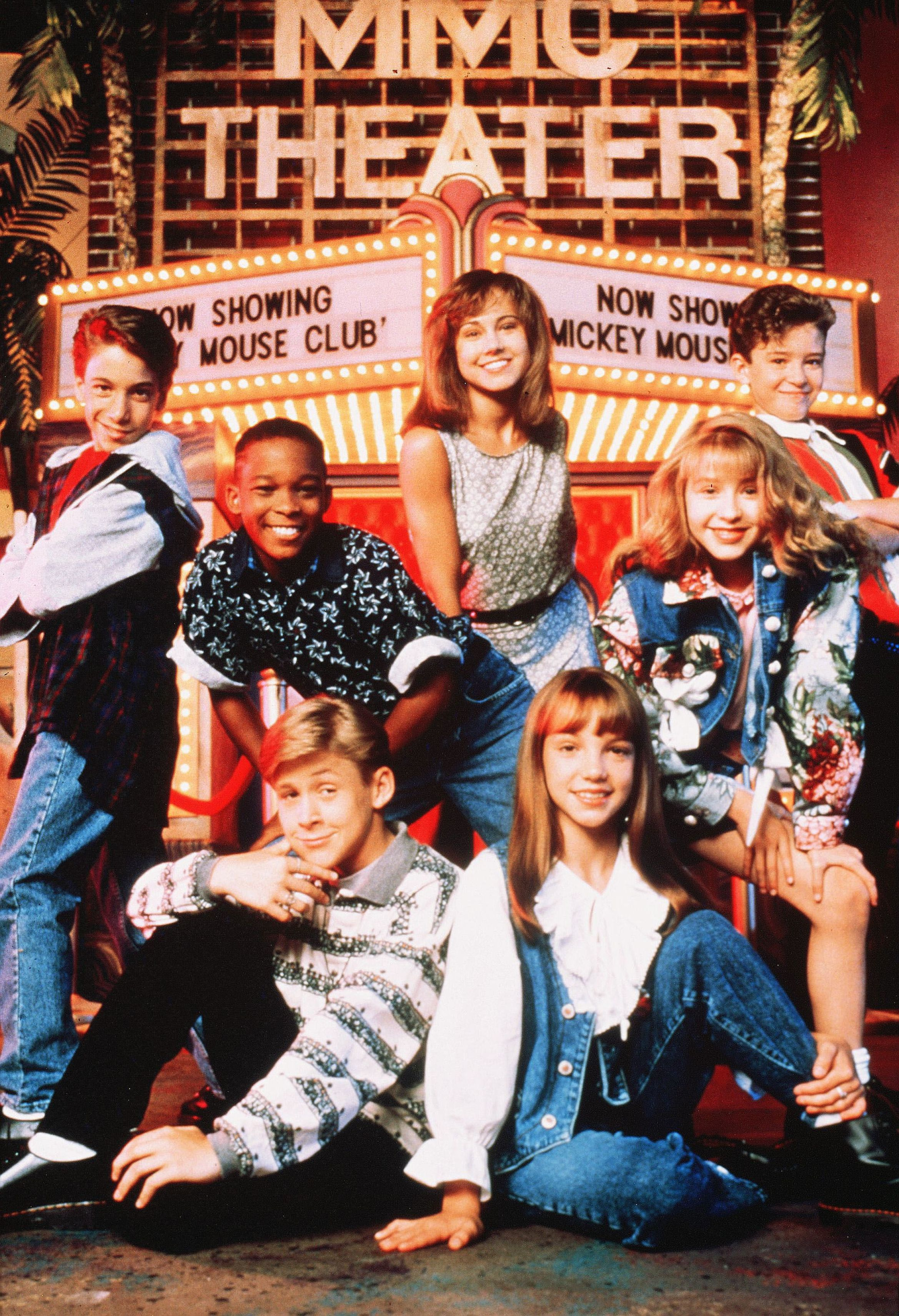 "Justin Timberlake, Britney Spears, Christina Aguilera, Ryan Gosling, Tate Lynche, Nikki DeLoach were on ""The All New Mickey Mouse Club"" in 1993."
