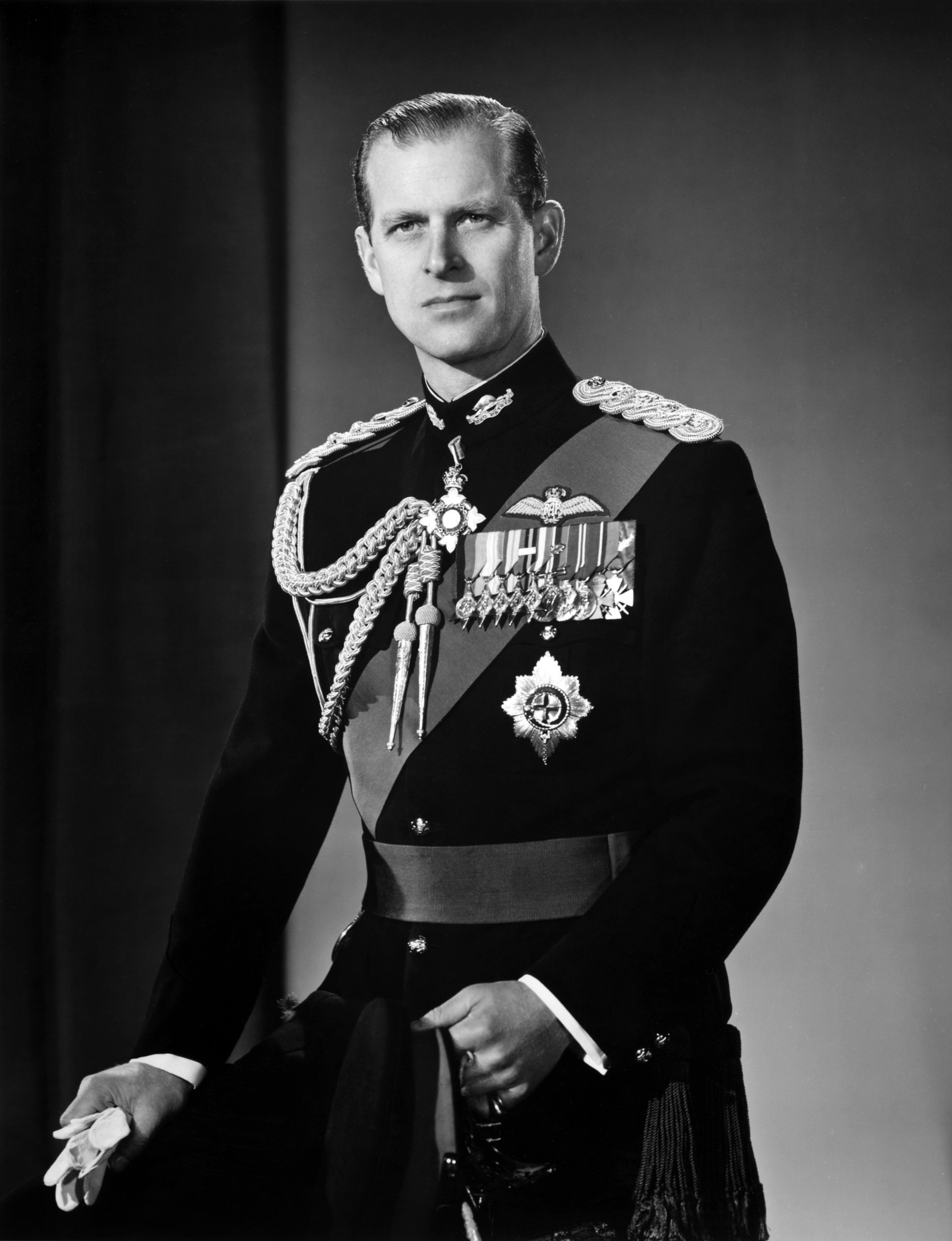 Prince Philip's life in pictures | Gallery | Wonderwall com