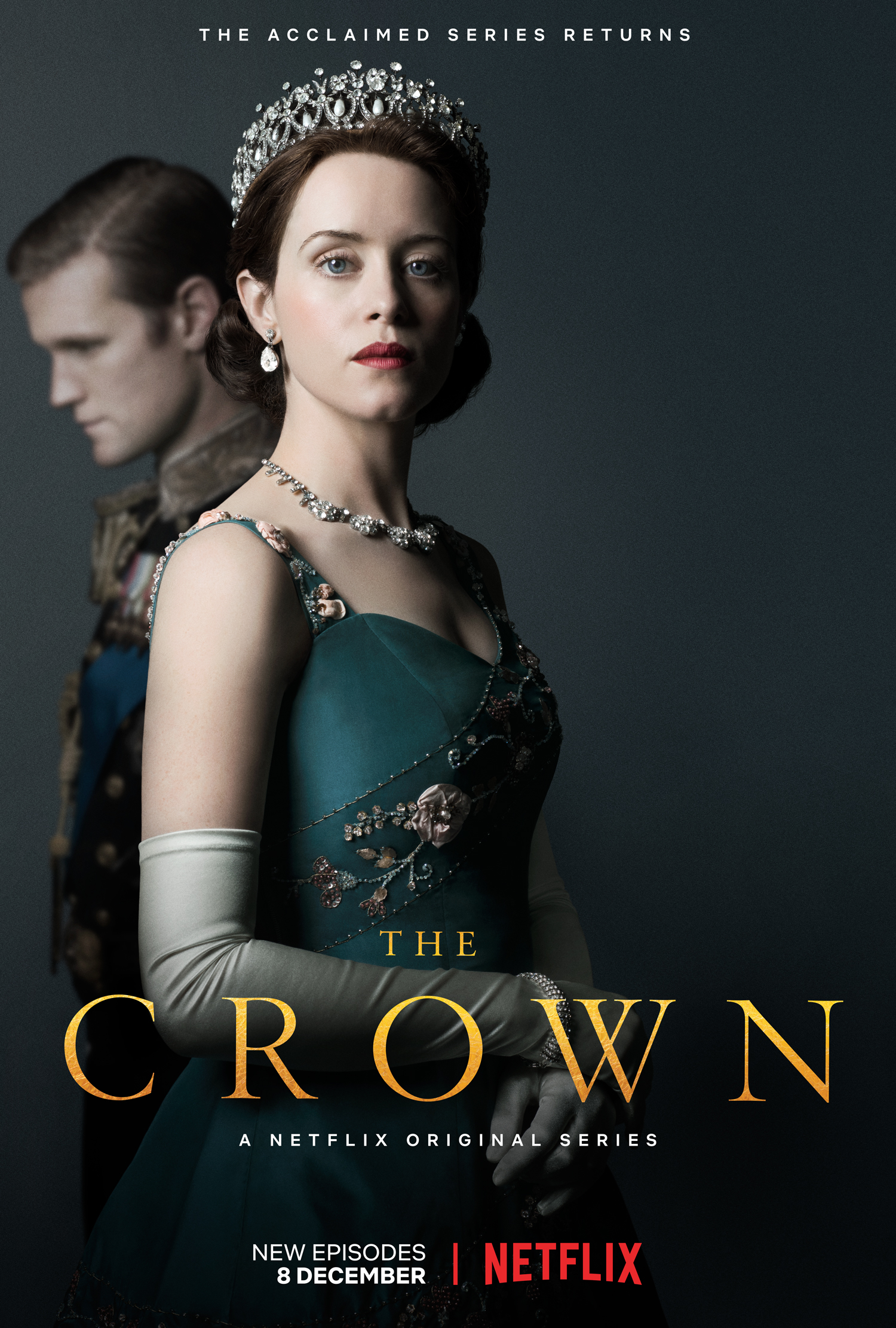 The Crown cast vs  real-life royals - Who's playing whom