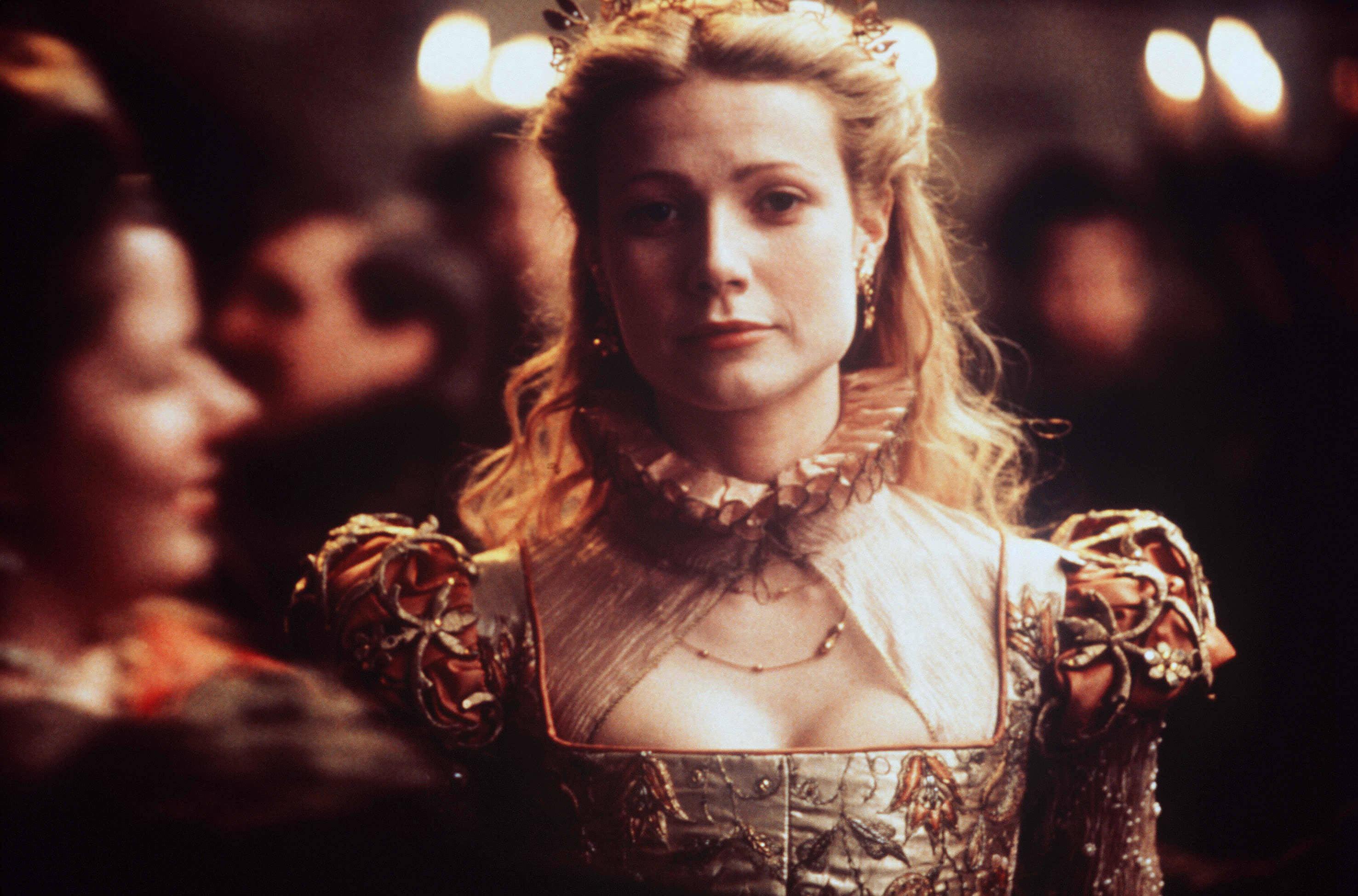 """Gwyneth Paltrow starred in """"Shakespeare In Love"""" in 1998."""