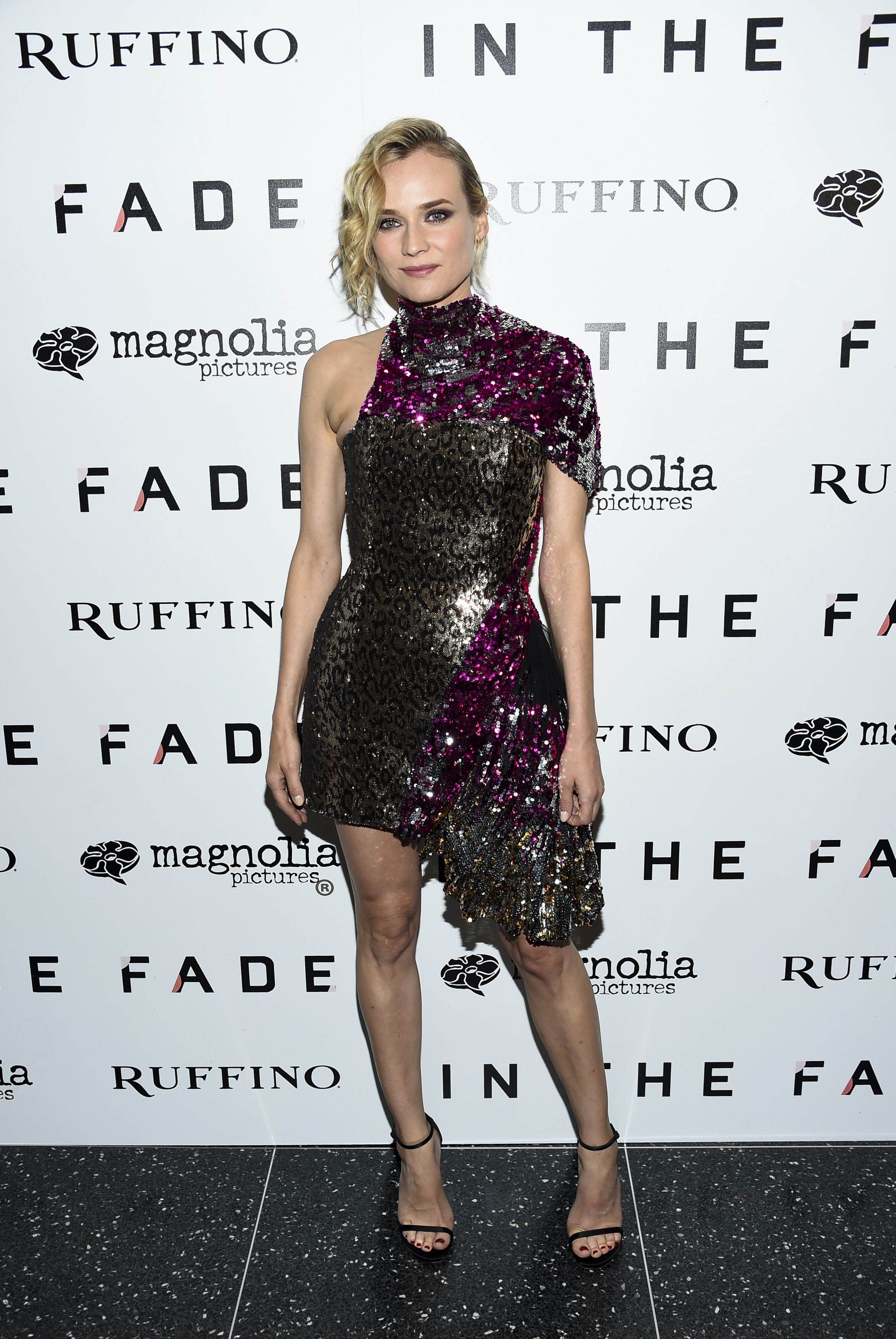 """Diane Kruger attends the premiere of """"In the Fade"""" at the Museum of Modern Art in New York City on Dec. 4, 2017."""