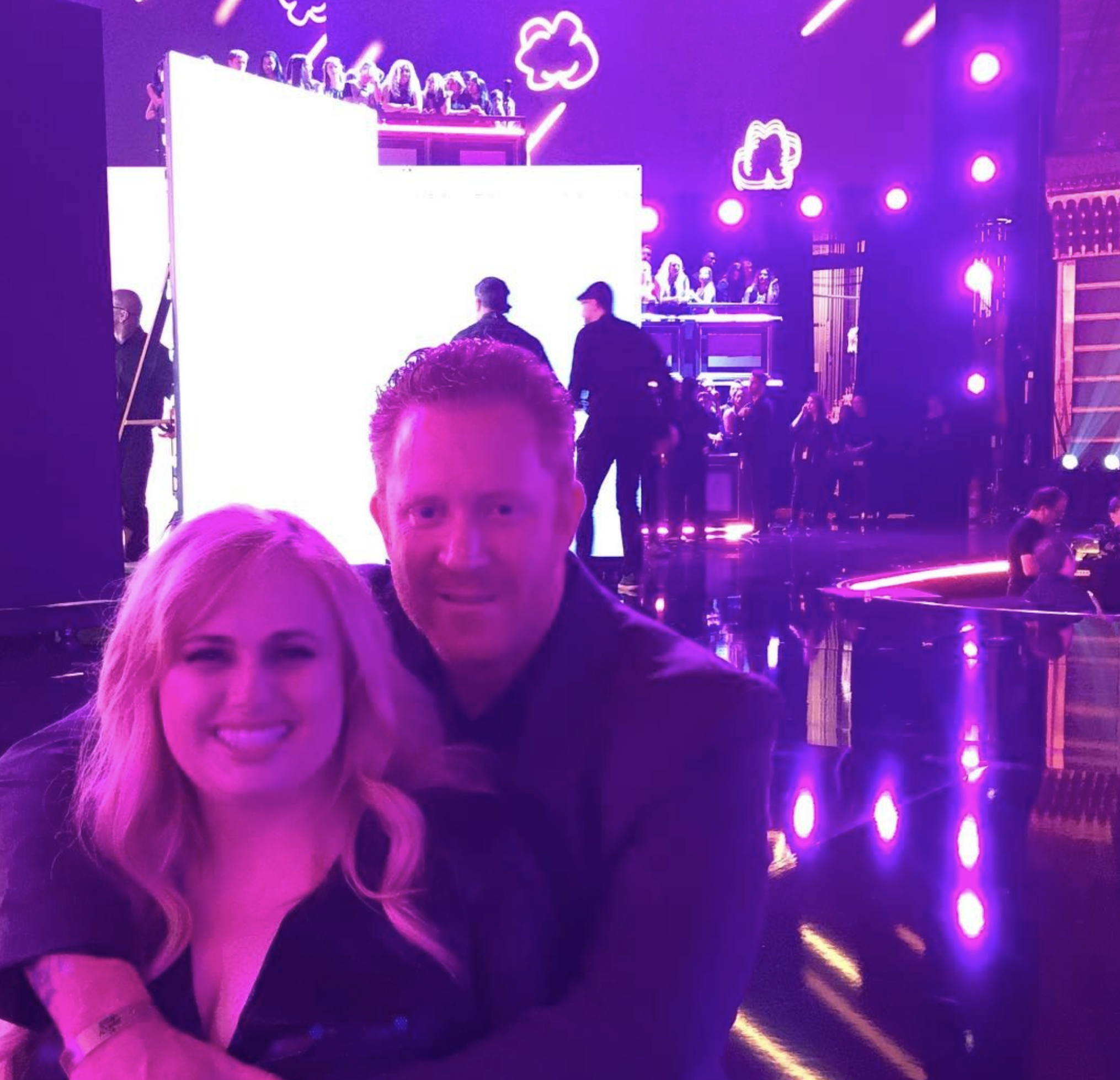 Rebel Wilson and Aden Stay