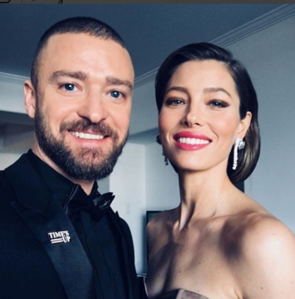 Justin Timberlake under fire for Time's Up support