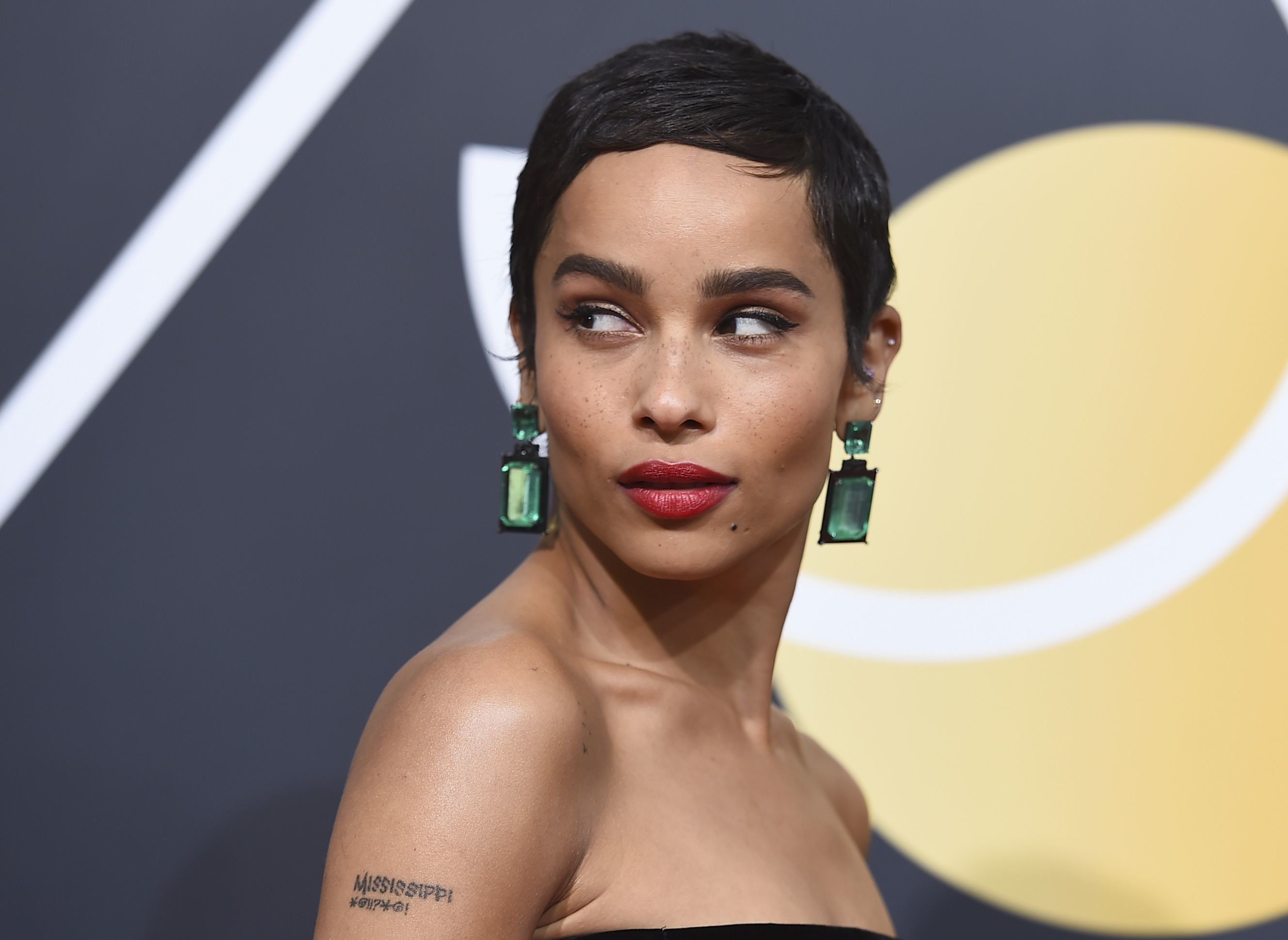 Zoe Kravitz Fashion Hits And Misses From The 2018 Golden