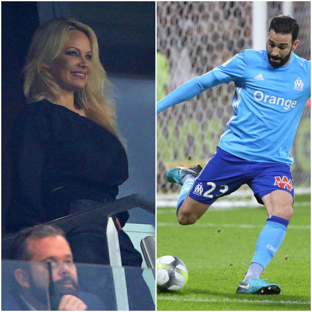 Pamela Anderson is living in France with her 32 year old soccer star boyfriend
