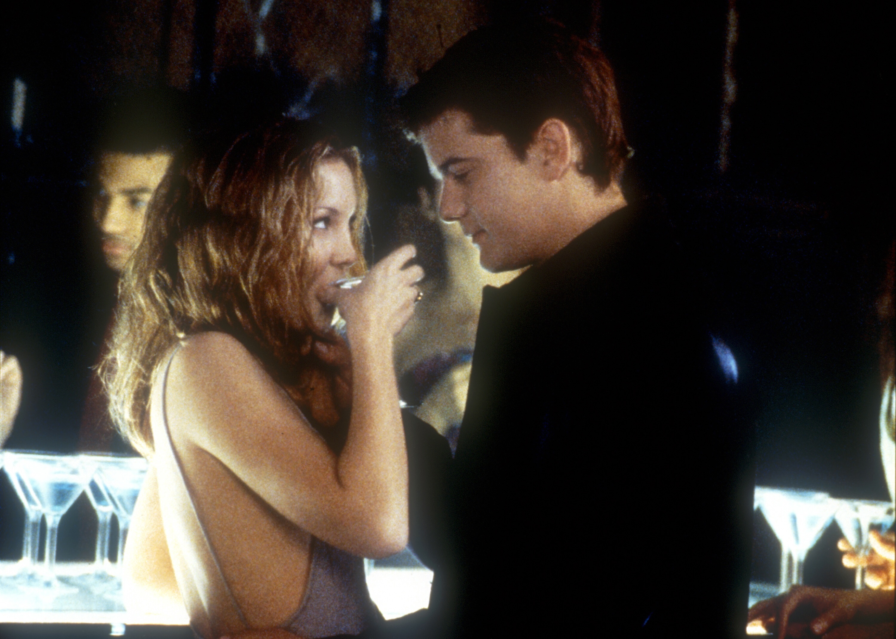 """Kate Hudson and Joshua Jackson in """"Gossip"""" in 2000."""