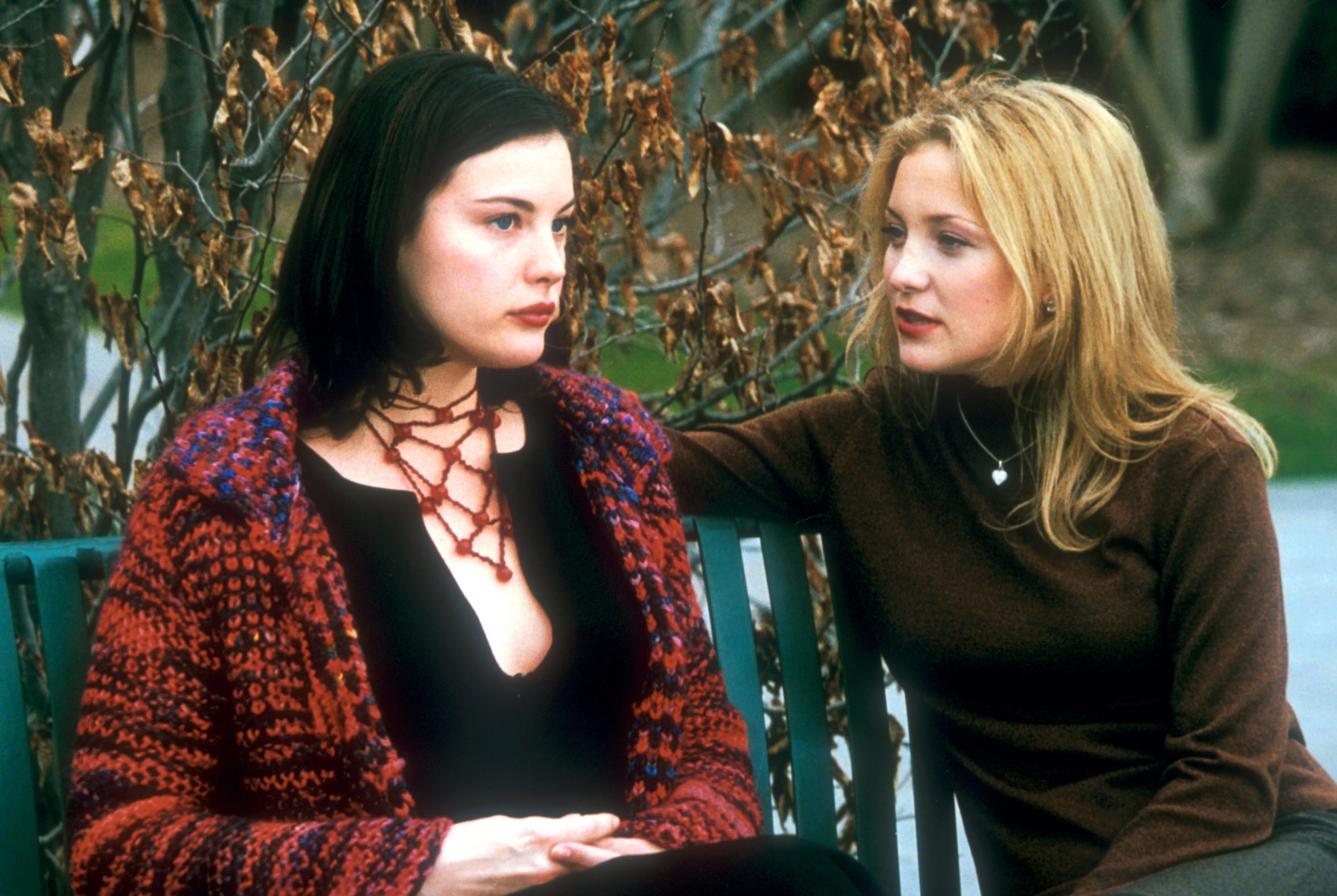 "Liv Tyler and Kate Hudson in ""Dr T & the Women"" in 2000."