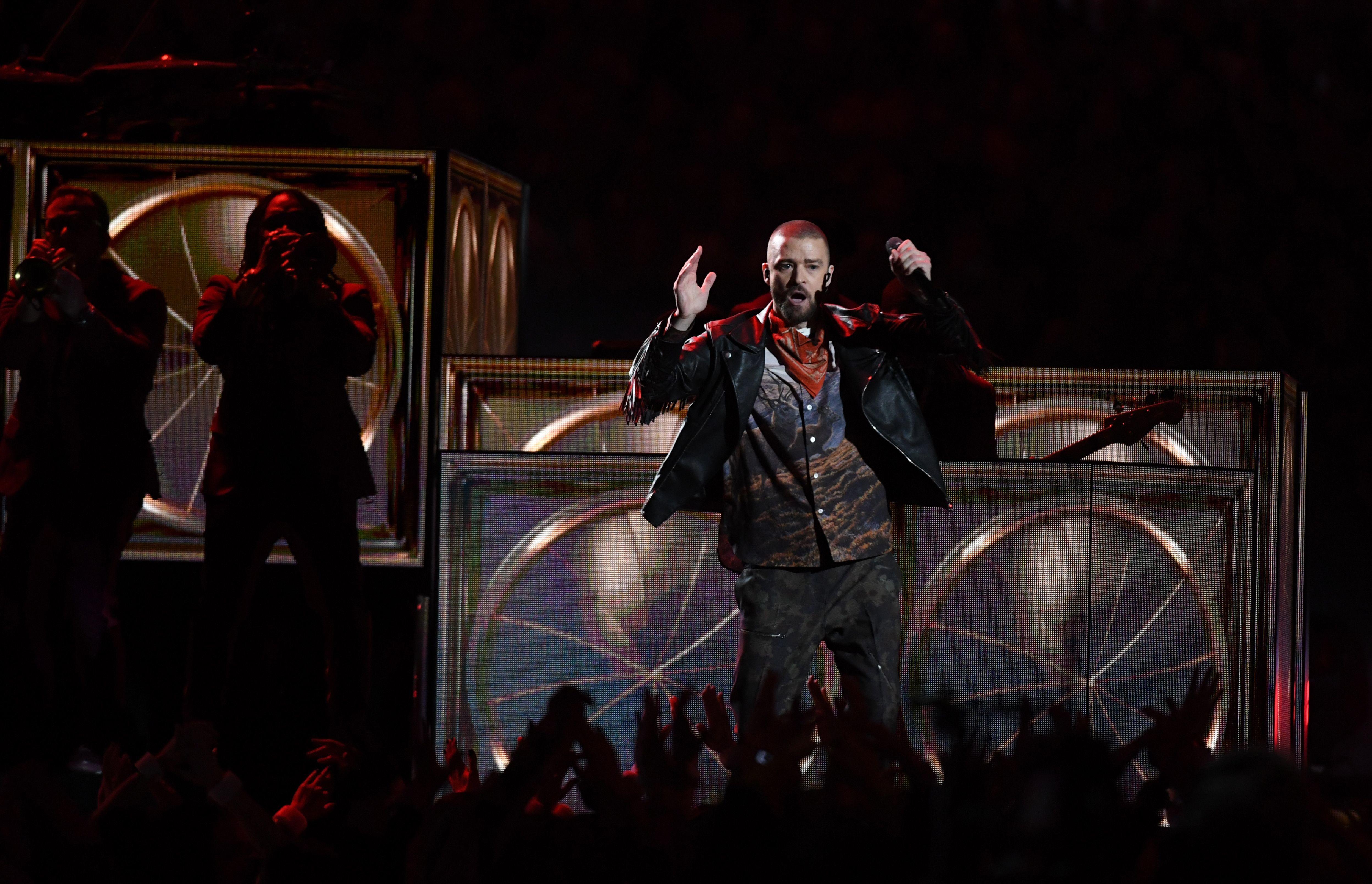 Justin Timberlake explains his Super Bowl Prince tribute