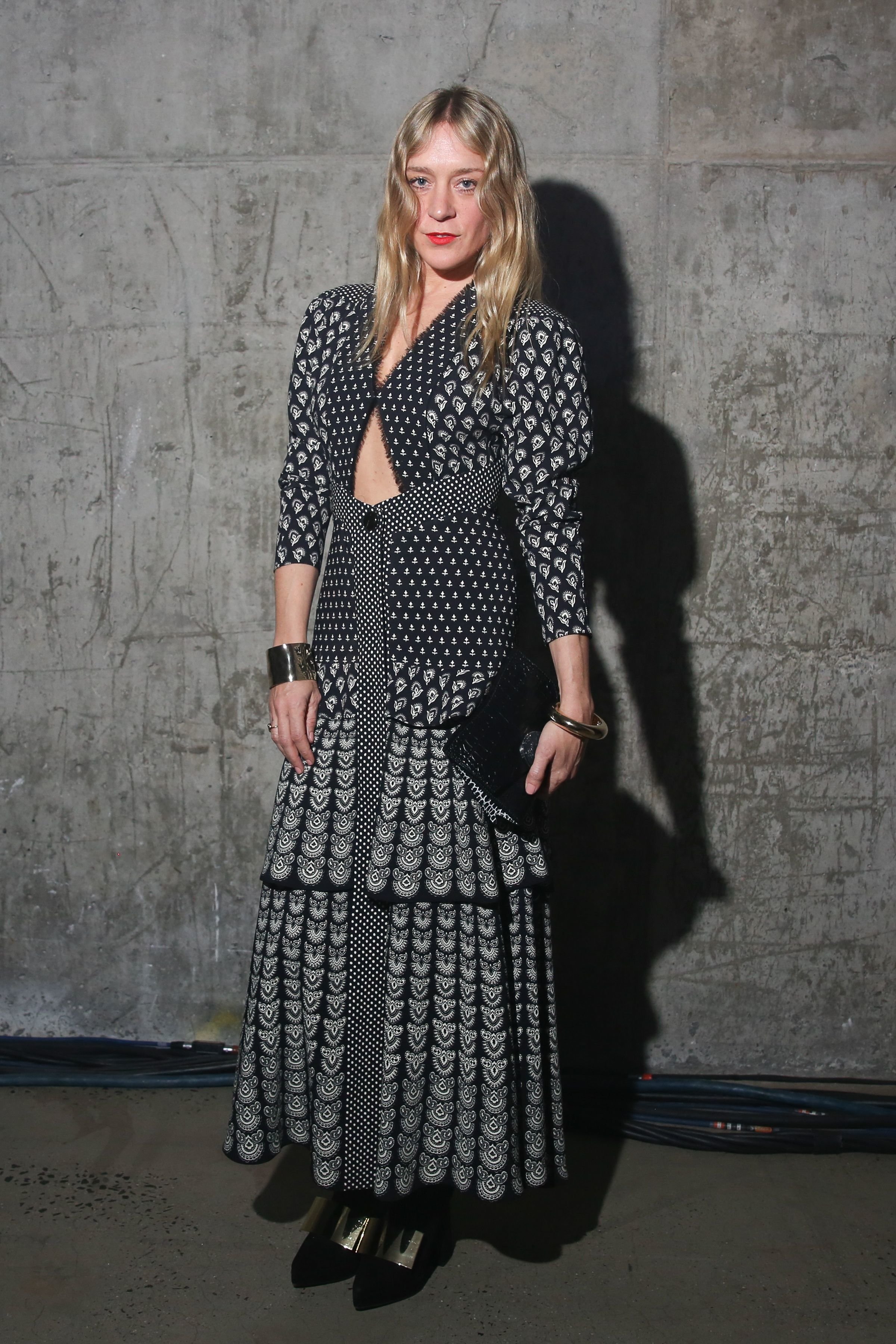 Chloe Sevigny attends the Proenza Schouler fragrance party at New York Fashion Week for Fall/Winter 2018 on Feb. 10, 2018.