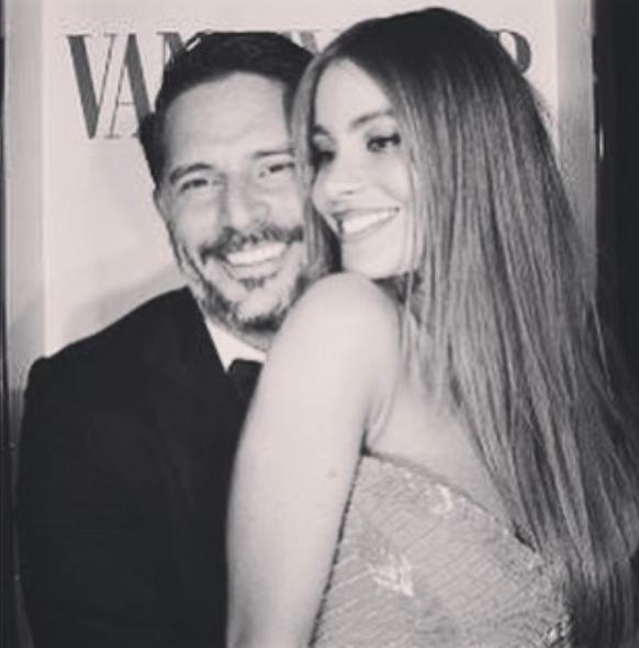 """HAPPY VALENTINE'S DAY @sofiavergara ❤️""   Joe Manganiello, who posted this on Feb. 14, 2018."