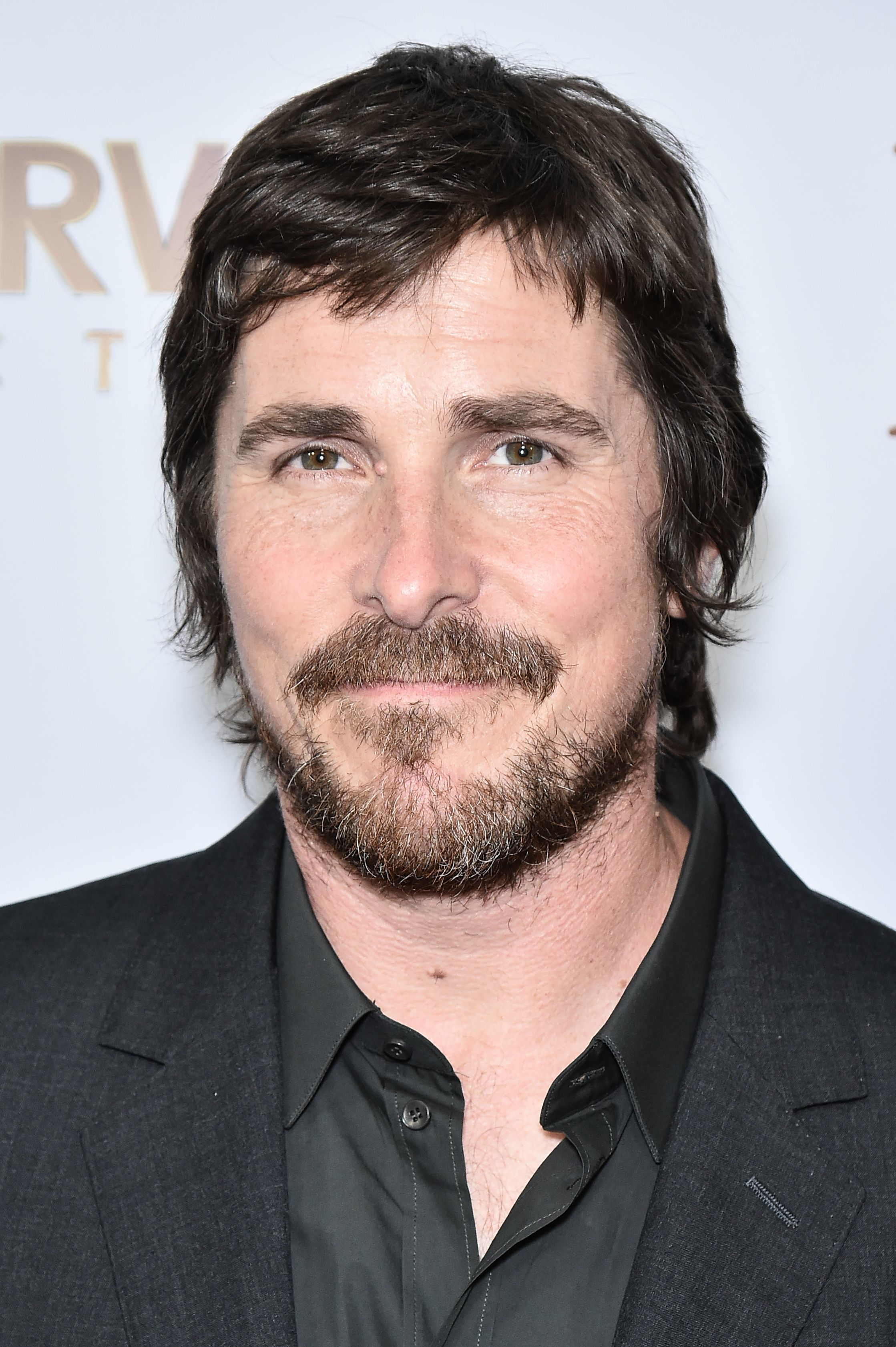 """Christian Bale attends a special screening of """"The Promise"""" in New York City on April 18, 2017."""