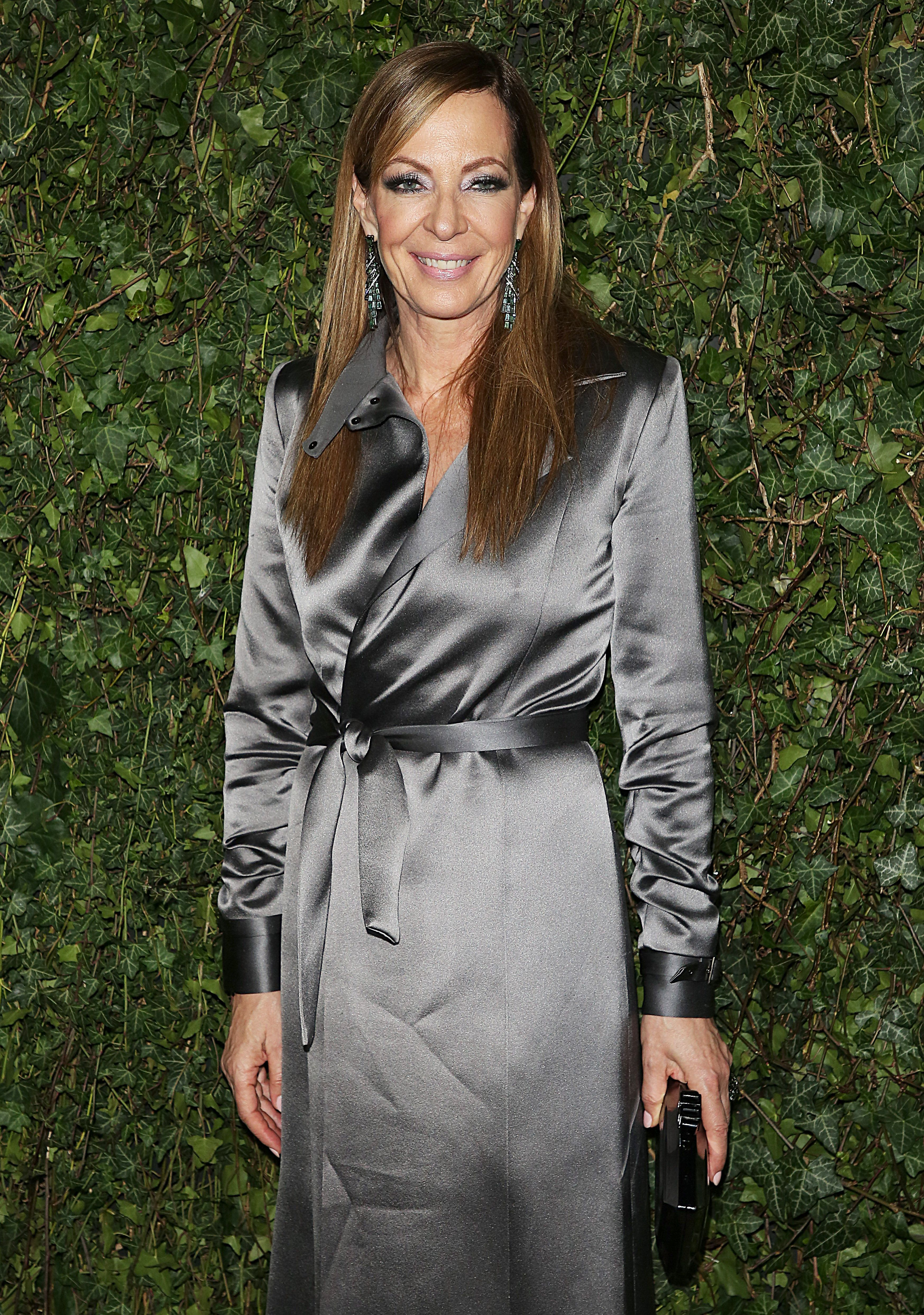 Allison Janney attends the Charles Finch & Chanel Pre BAFTA Party in London on Feb. 17, 2018.