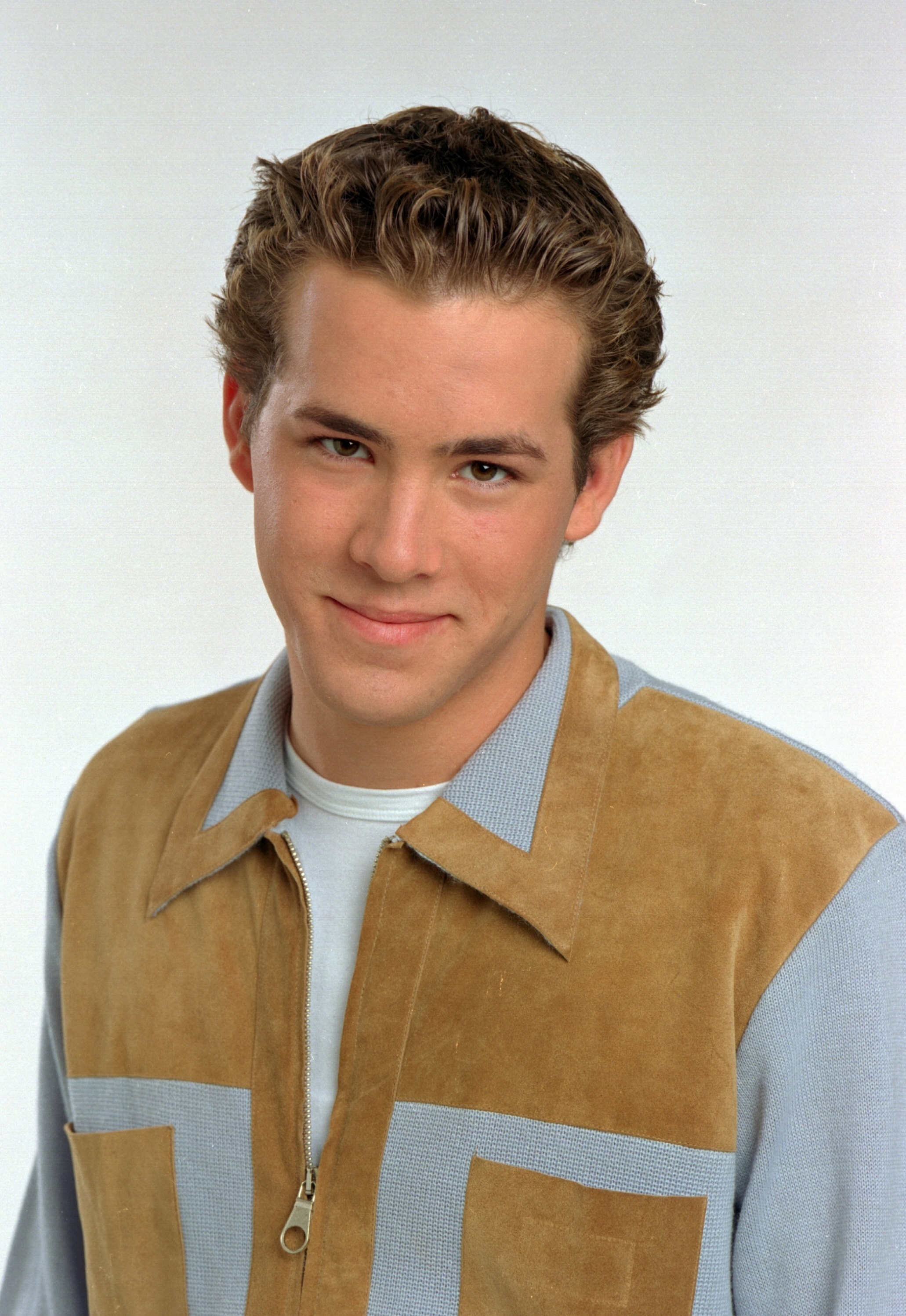 "Ryan Reynolds starred in the sitcom ""Two Guys, a Girl and a Pizza Place"" from 1998 to 2001."