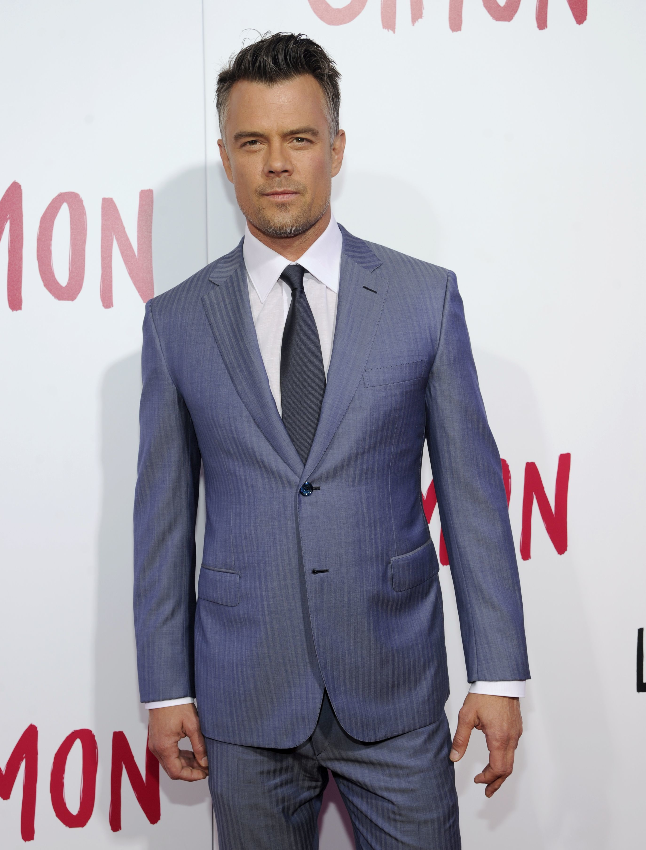"""Josh Duhamel attends the special screening of """"Love, Simon"""" in Los Angeles on March 13, 2018."""