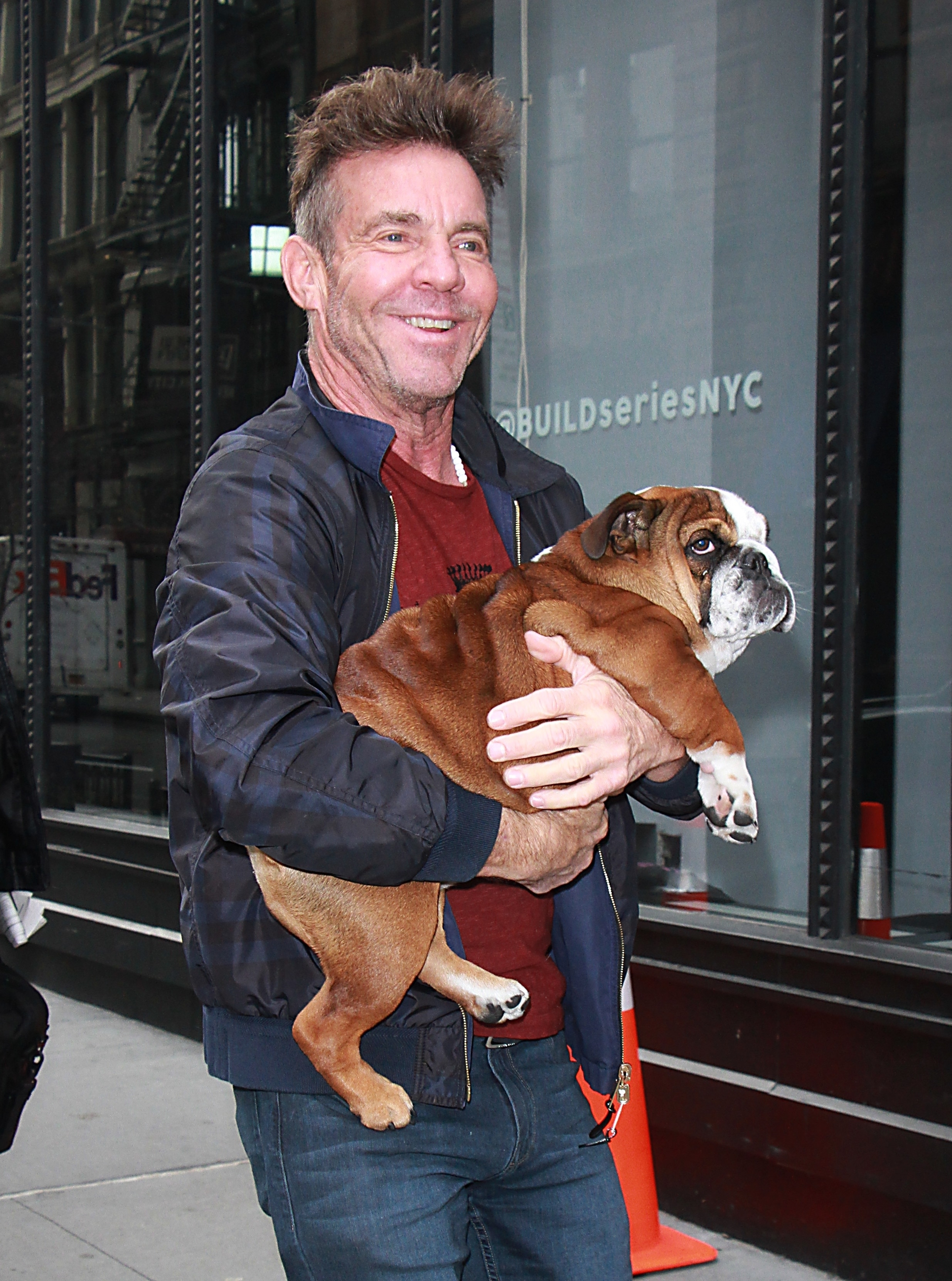 Dennis Quaid Dog Celebs And Their Pets In 2018 Gallery