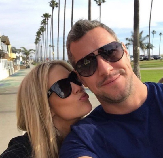 Christina El Moussa cuddles up to Ant Anstead in sweet Instagram post