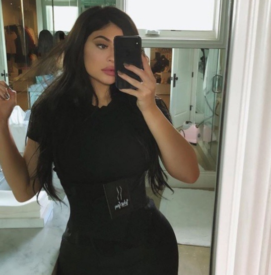 Kylie Jenner's waist trainer could be dangerous so soon after she gave birth