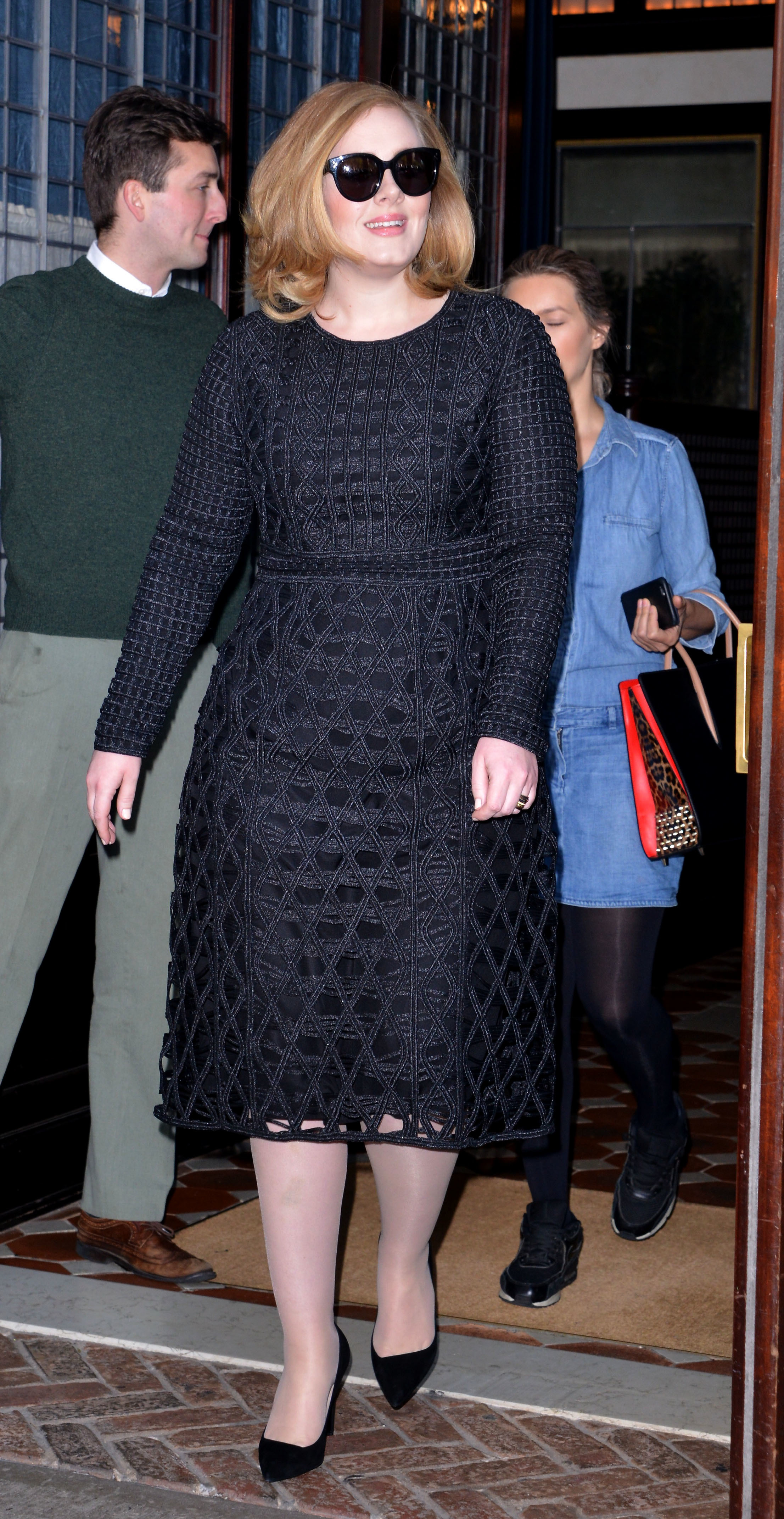Adele's new fitness routine is about her son, not about losing weight