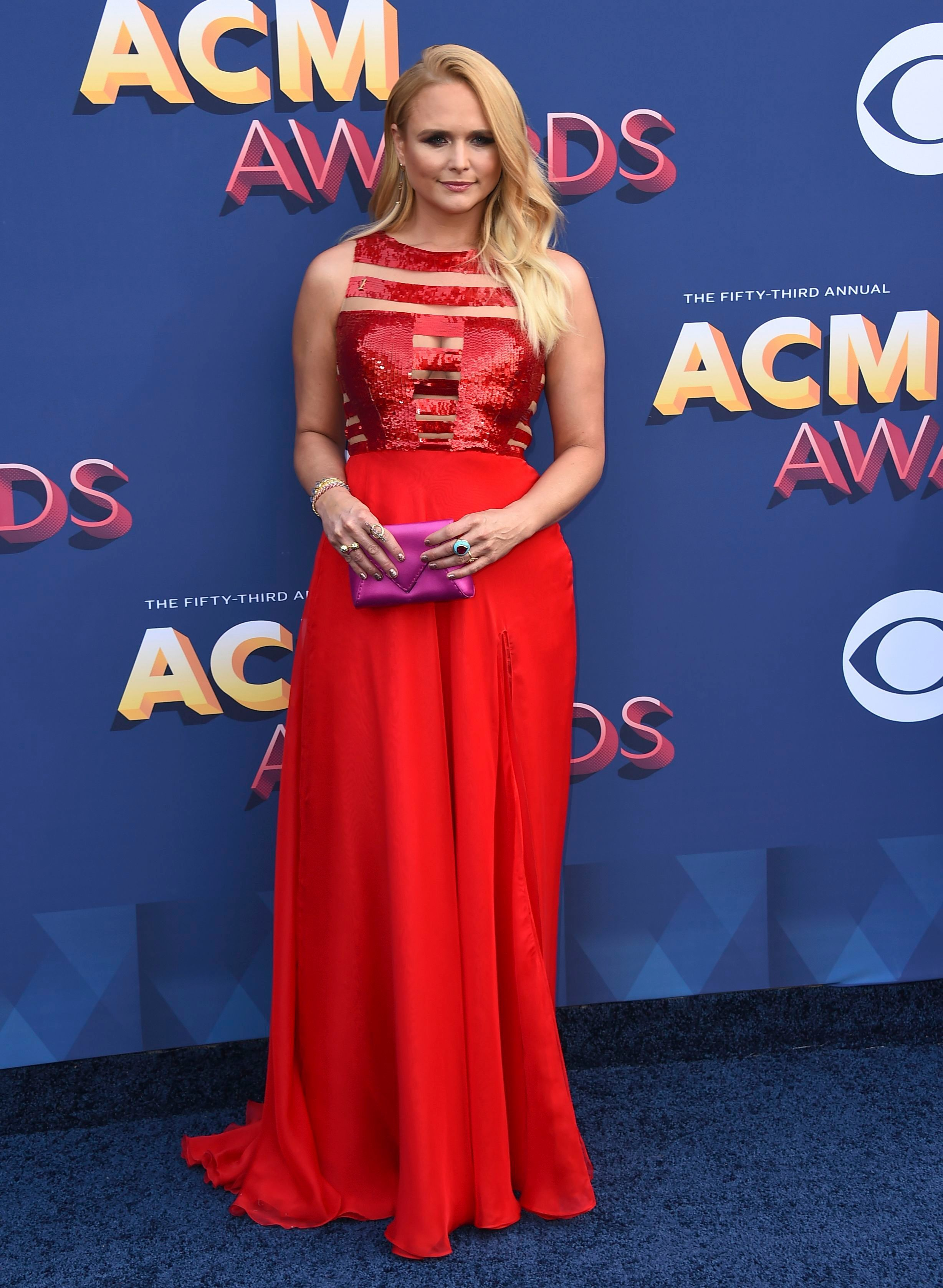ACM Awards 2018 Red Carpet Fashion: See Celeb Dresses, Gowns