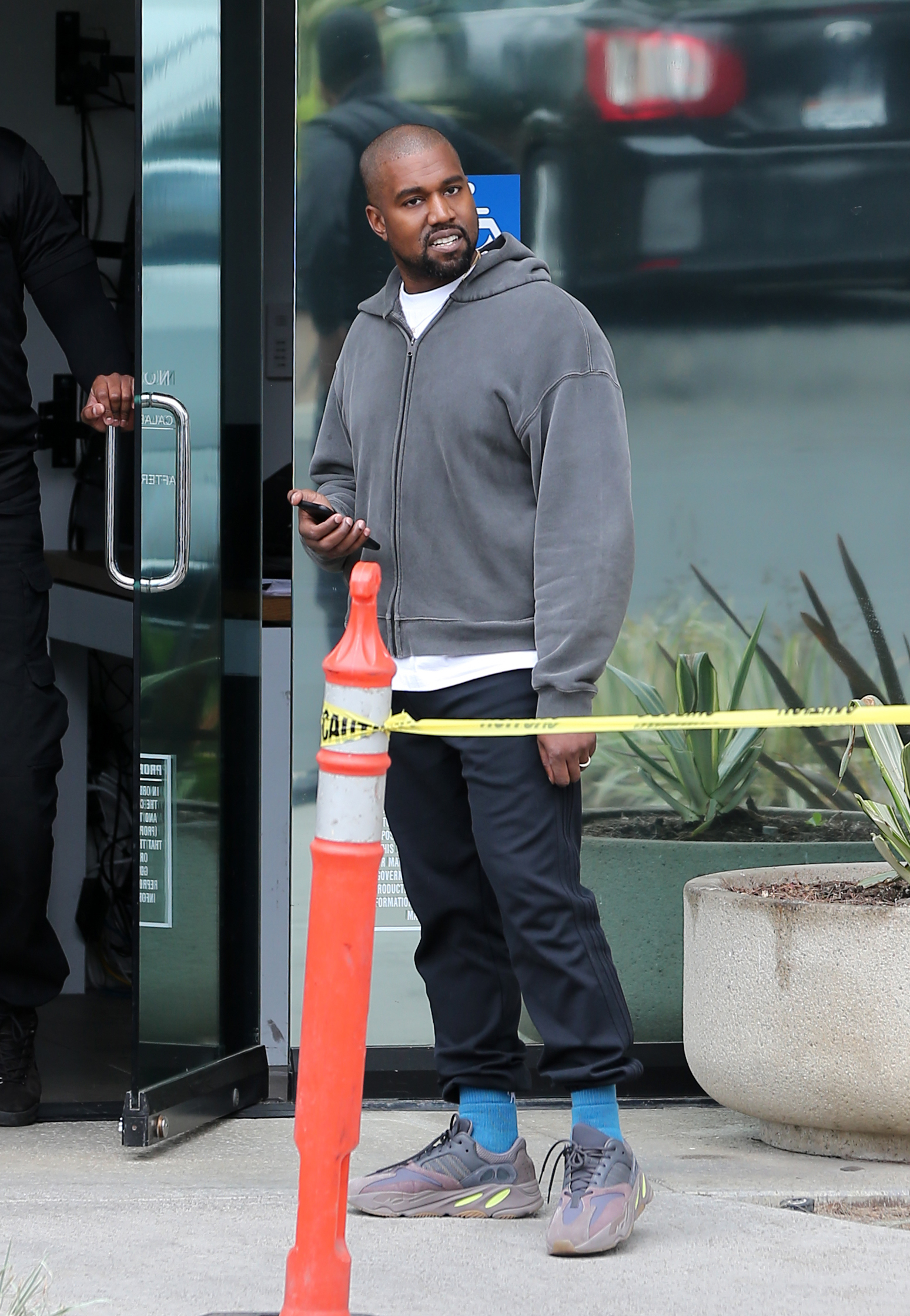 Kanye West's office investigated by OSHA