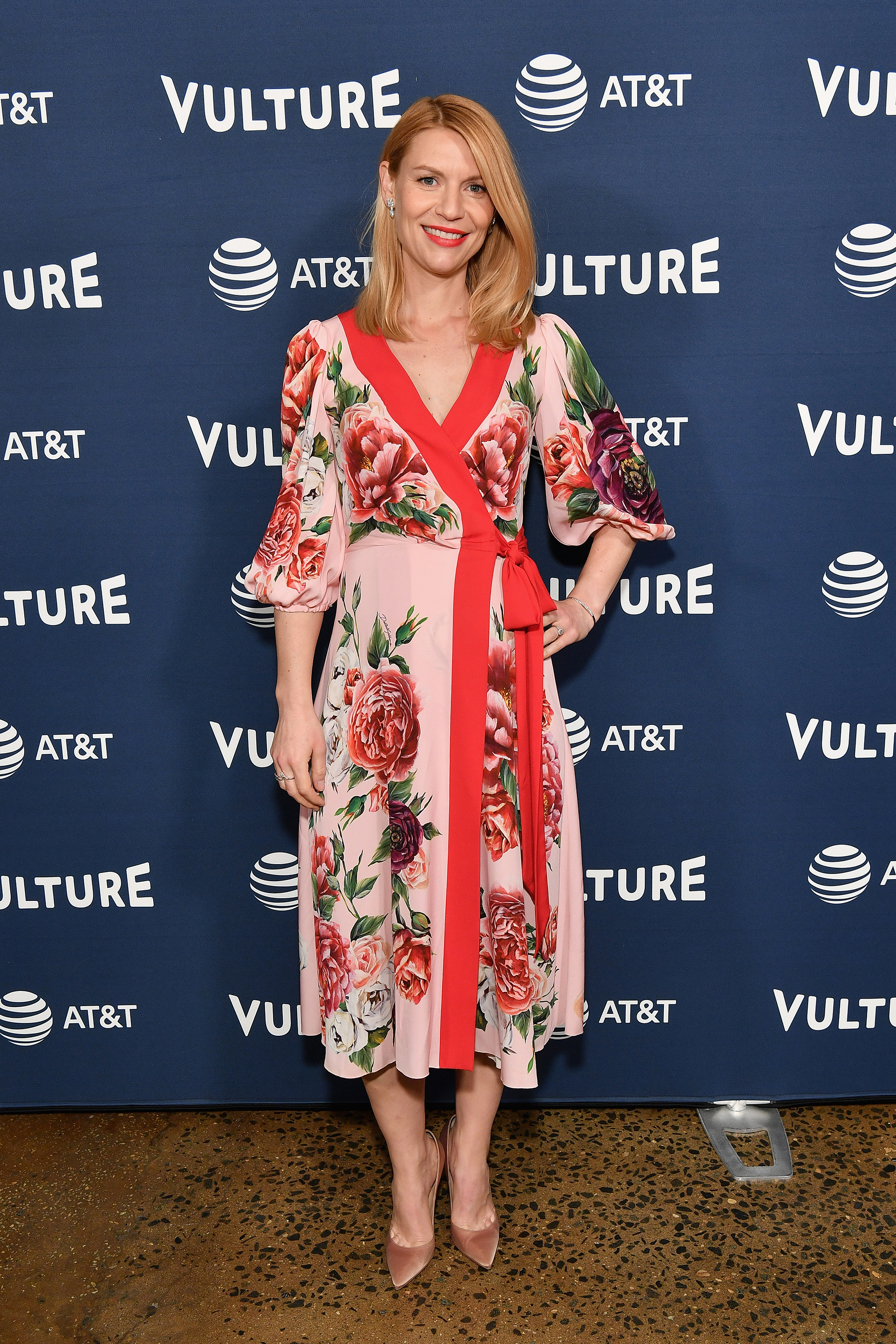 Claire Danes attends Day Two of the Vulture Festival Presented By AT&T at Milk Studios in New York City on May 20, 2018.