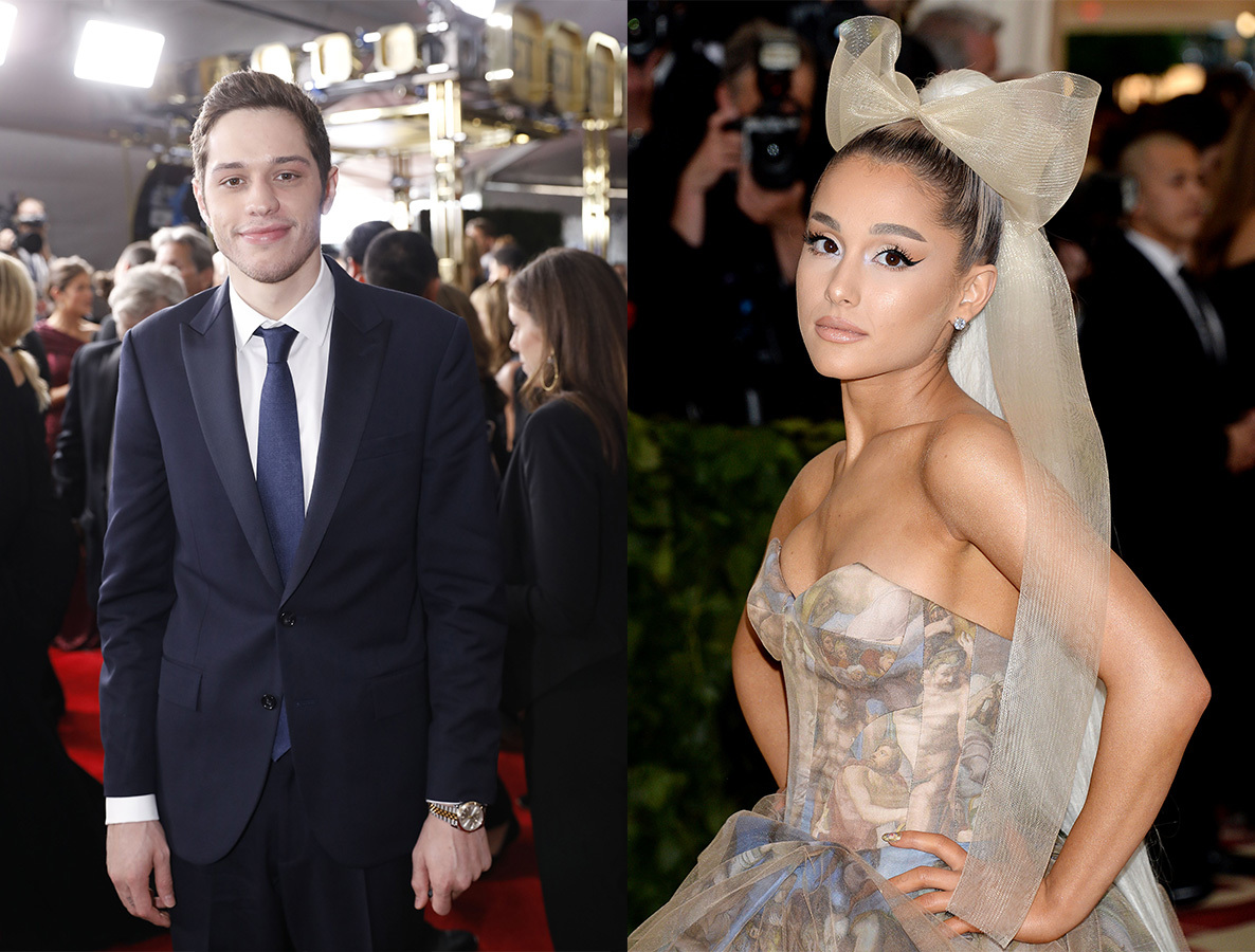 Pete Davidson spent nearly $100k on Ariana Grande's engagement ring