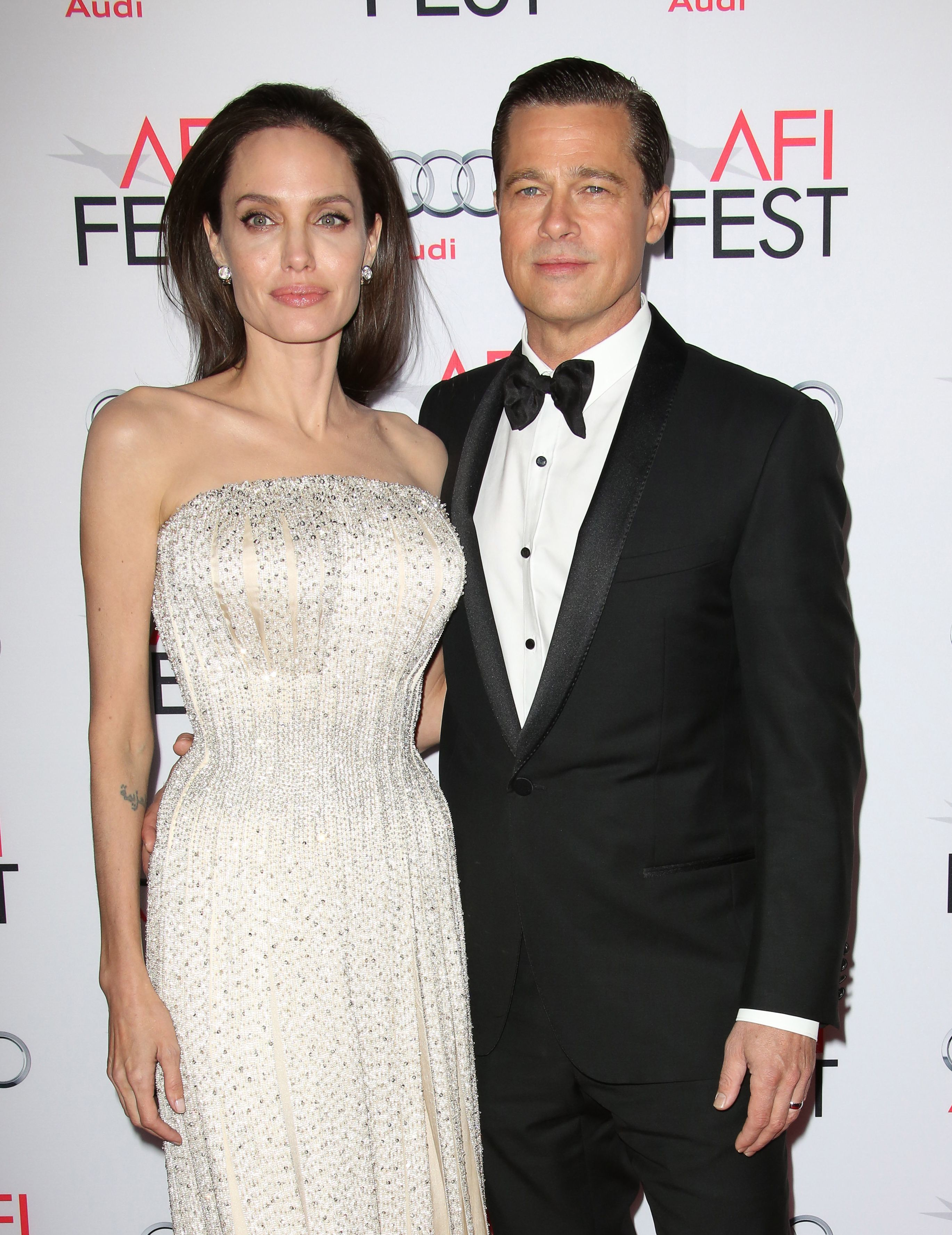 c67b5e7514912 Brangelina legally end marriage - Celeb love for mid-April 2019 ...