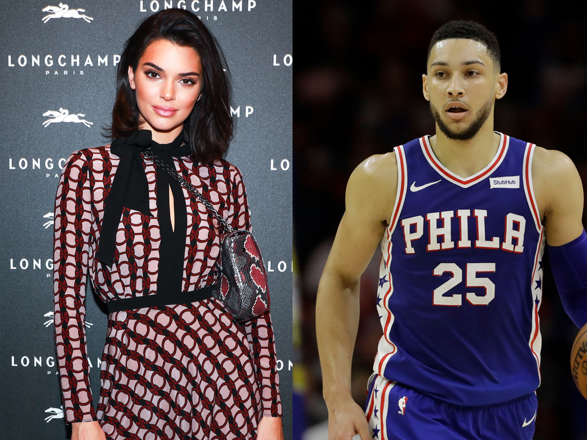 Kendall Jenner linked to Sixers star Ben Simmons