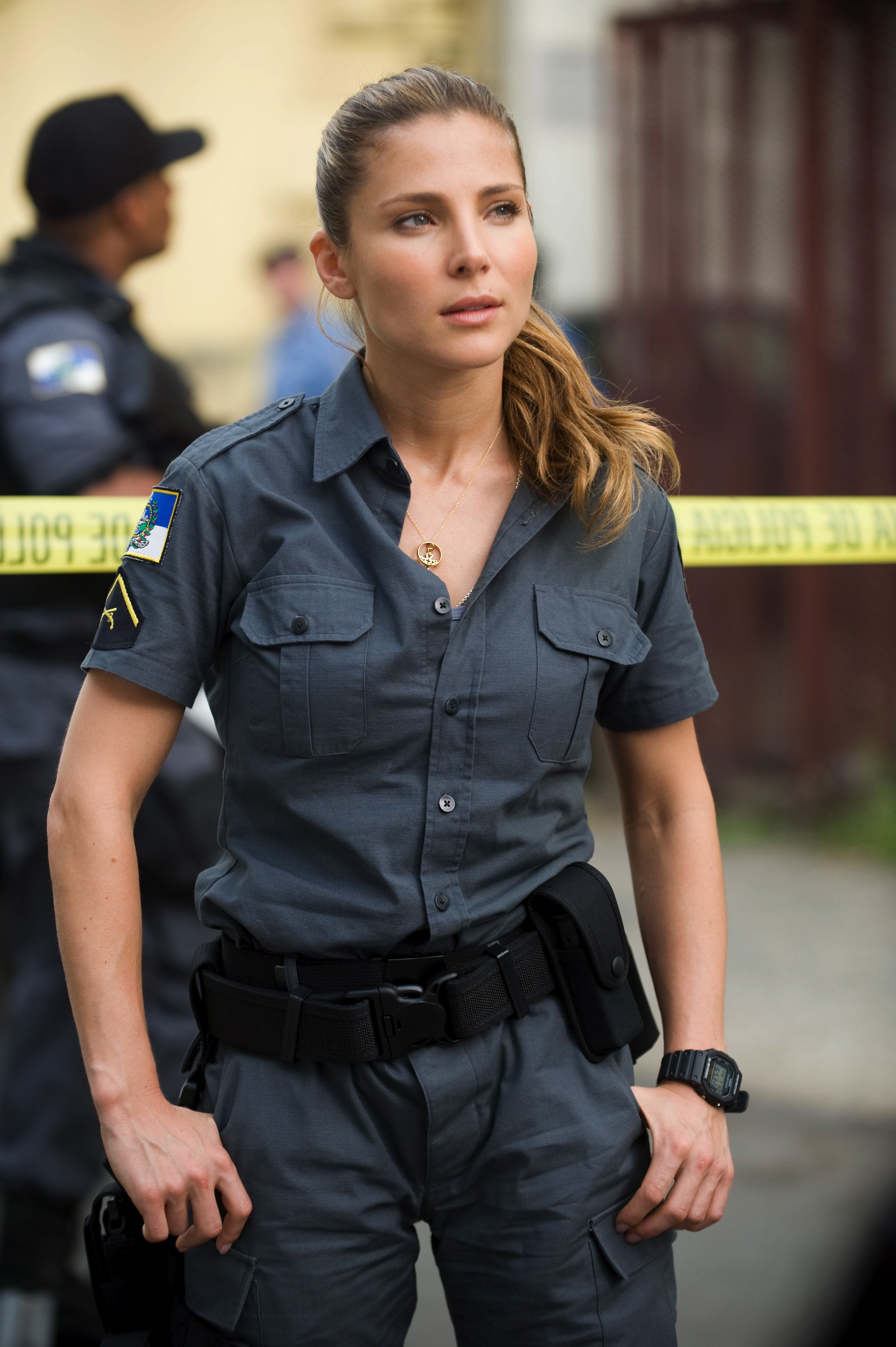 """Elsa Pataky starred as Elena Neves in 2011's """"Fast Five."""""""