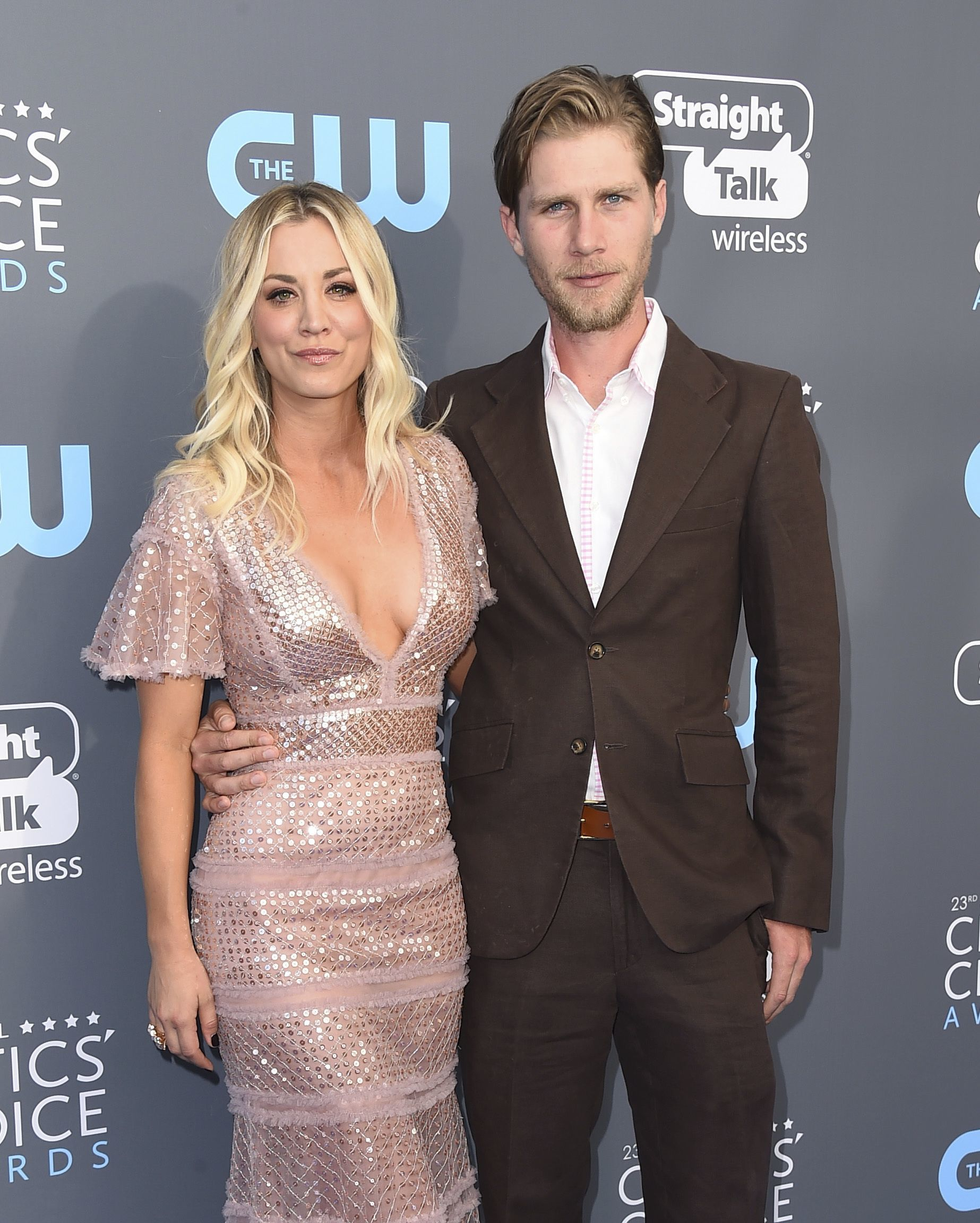 Kaley Cuoco says she doesn't 'need Karl [Cook] for anything'