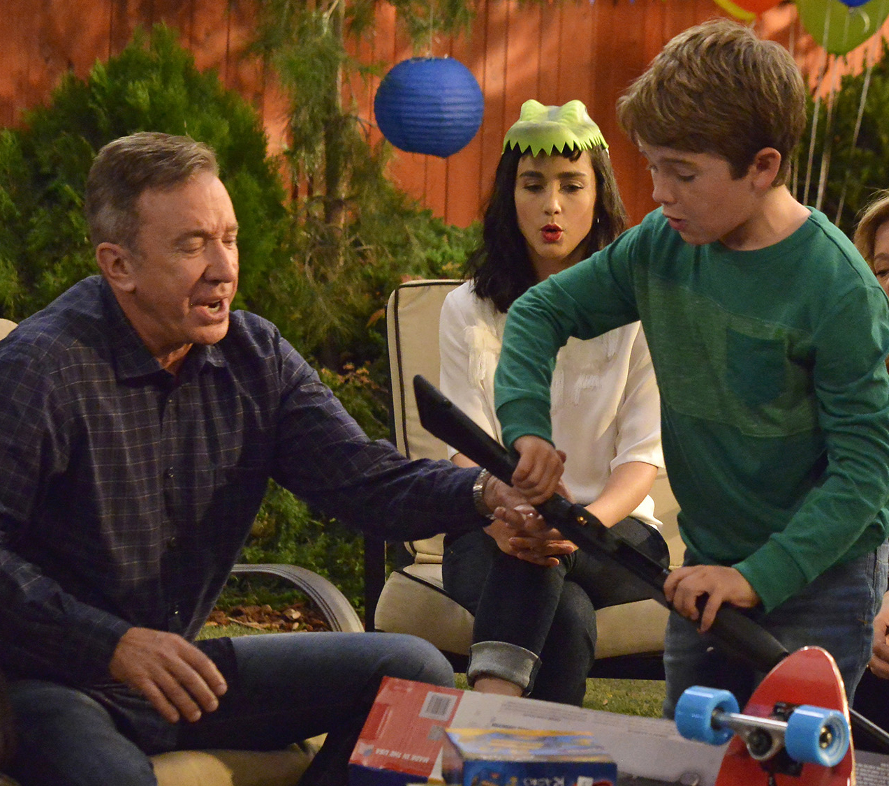 """Last Man Standing"" revival moving forward without two original cast members"