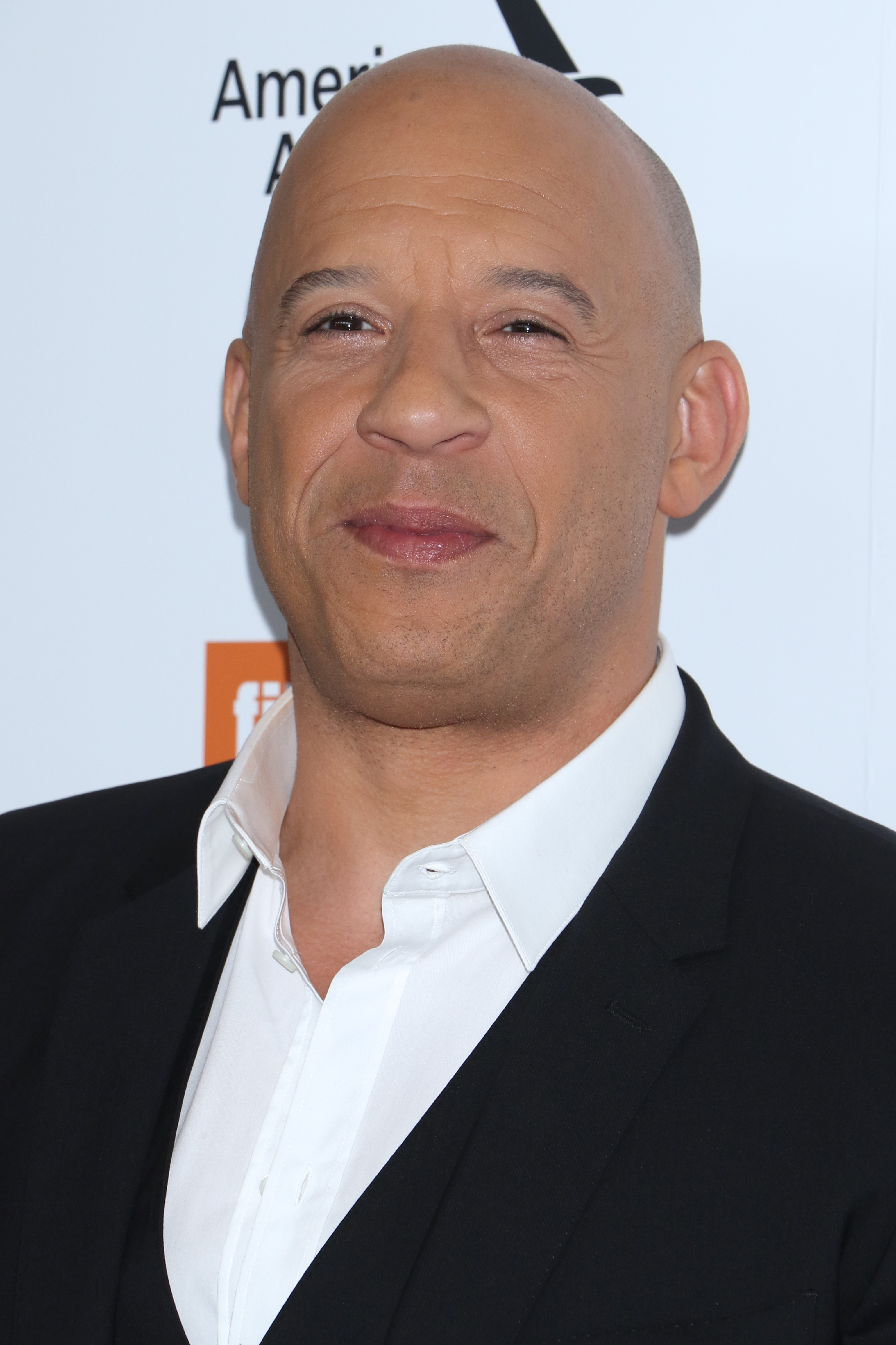Vin Diesel attends the Chaplin Award Gala in New York City on April 30, 2018.