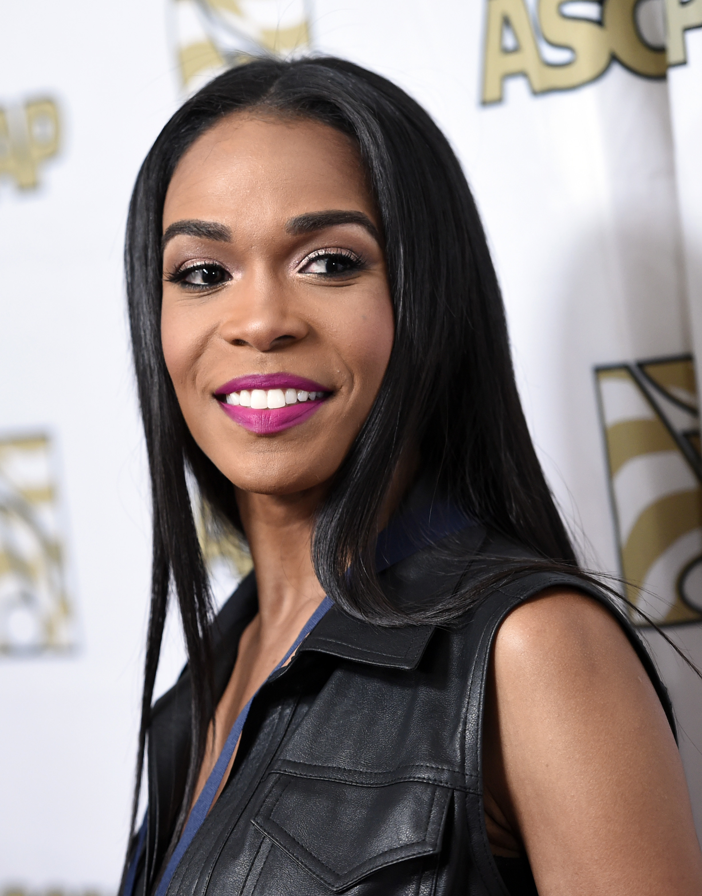 Michelle Williams poses at the 2015 ASCAP Rhythm & Soul Awards at the Beverly Wilshire Hotel in Beverly Hills in 2015.