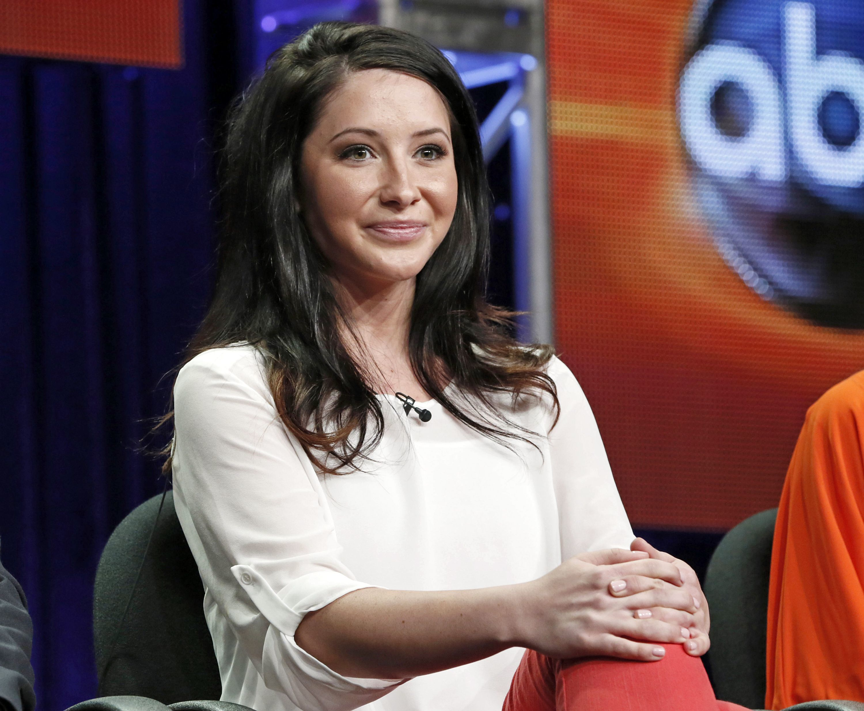 "Bristol Palin attends the ""Dancing with the Stars: All Stars"" panel at the Disney ABC Television Critics Association session in Beverly Hills on June 8, 2016."