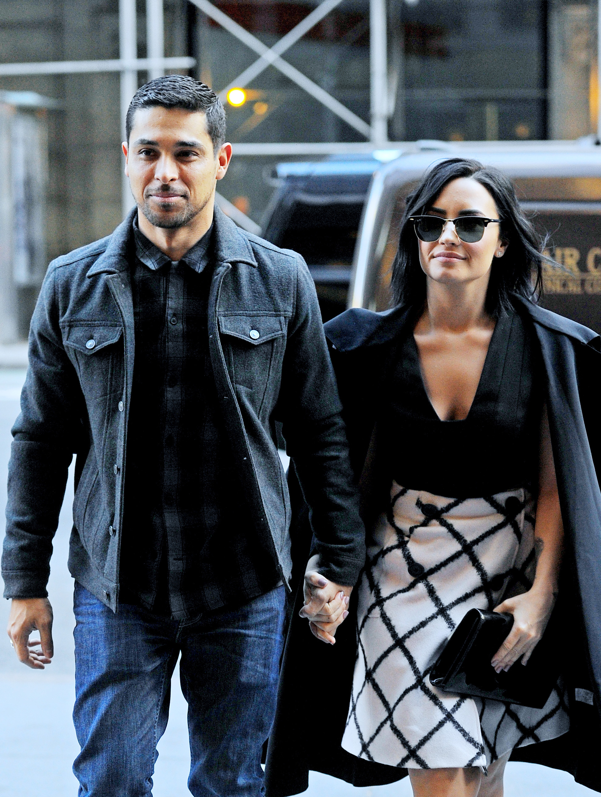 Wilmer Valderama is one of Demi Lovato's main supports