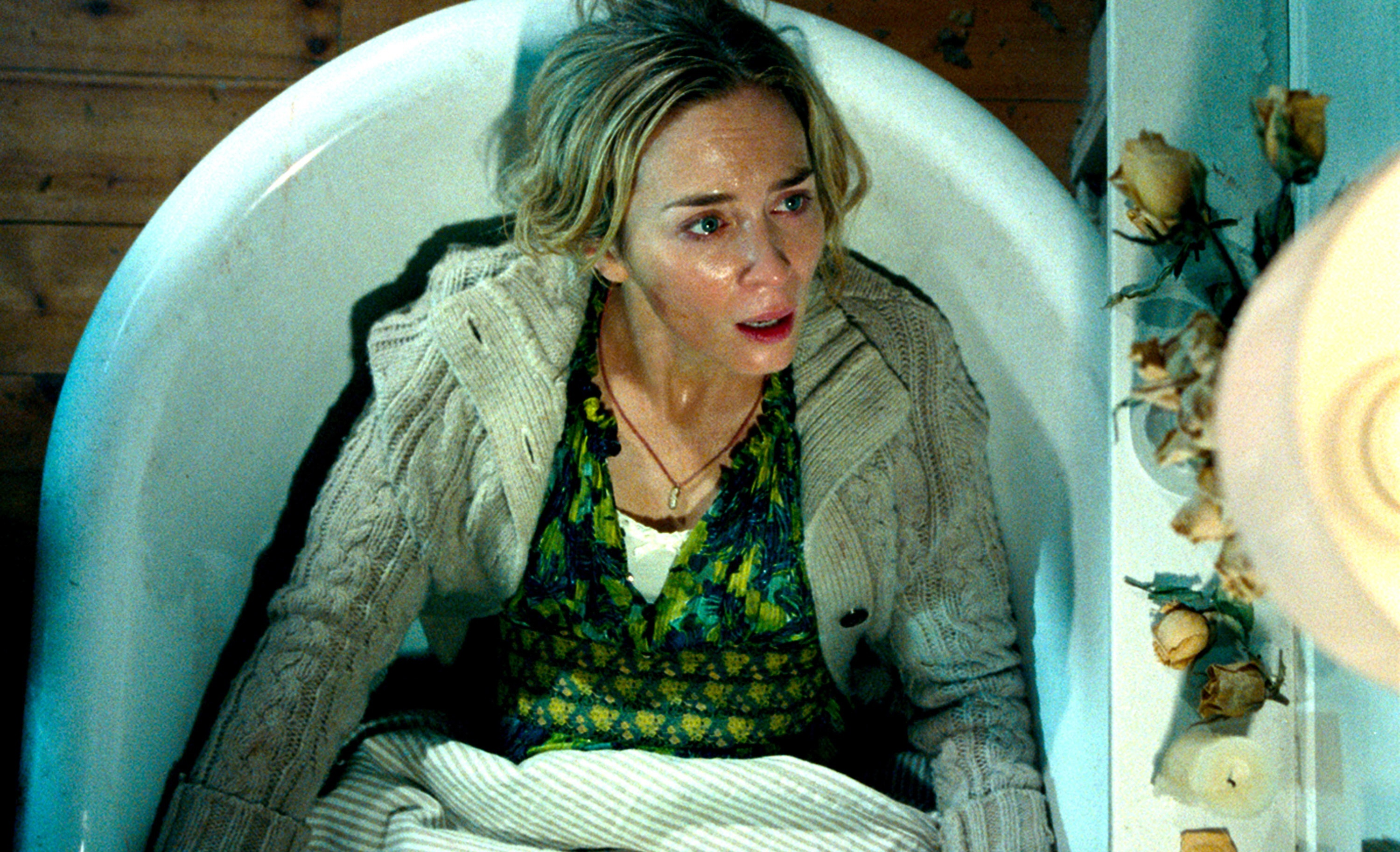 """Emily Blunt in 2018's """"A Quiet Place."""""""