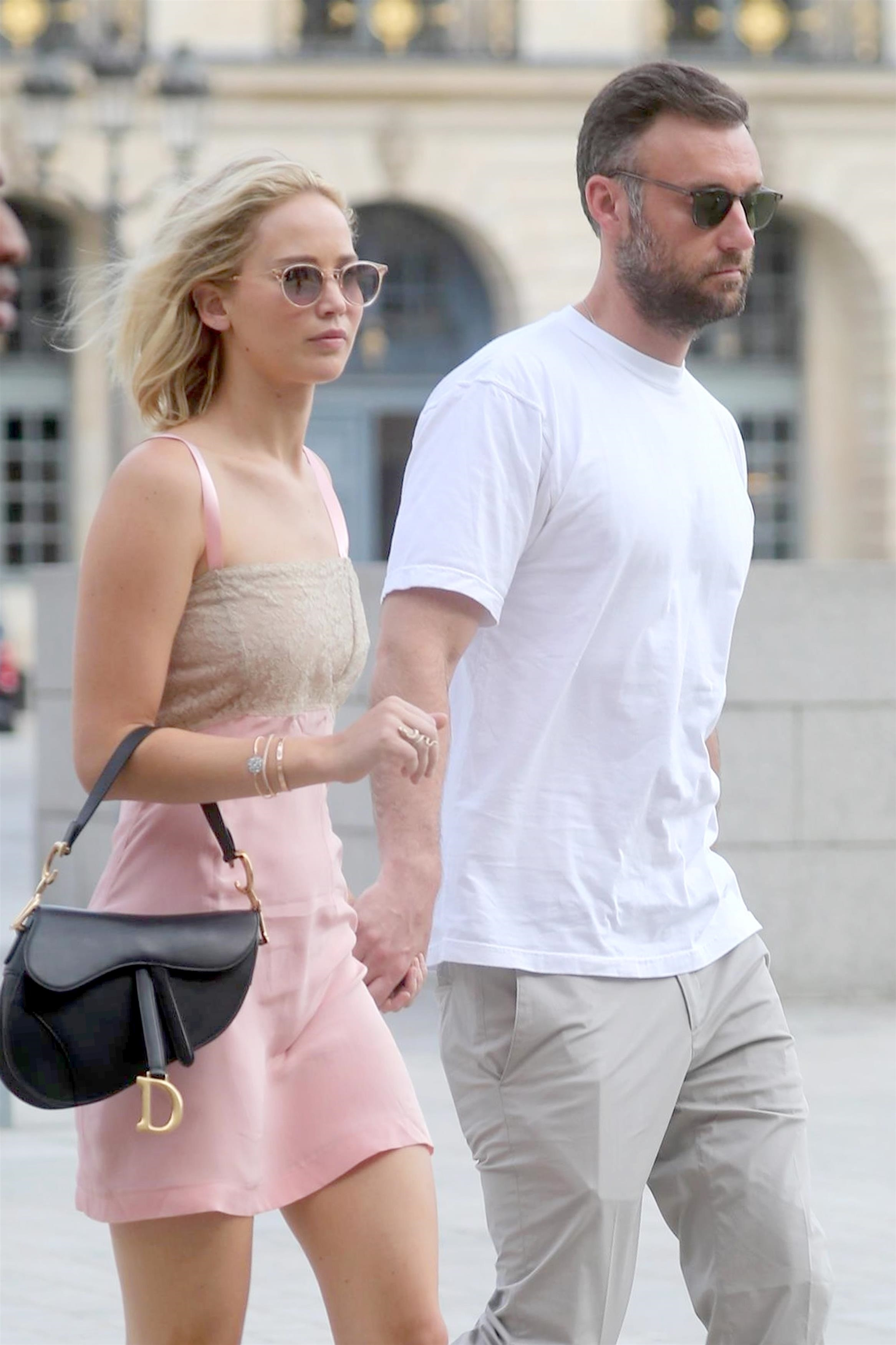 All The Details On Jennifer Lawrence And Cooke Maroney S