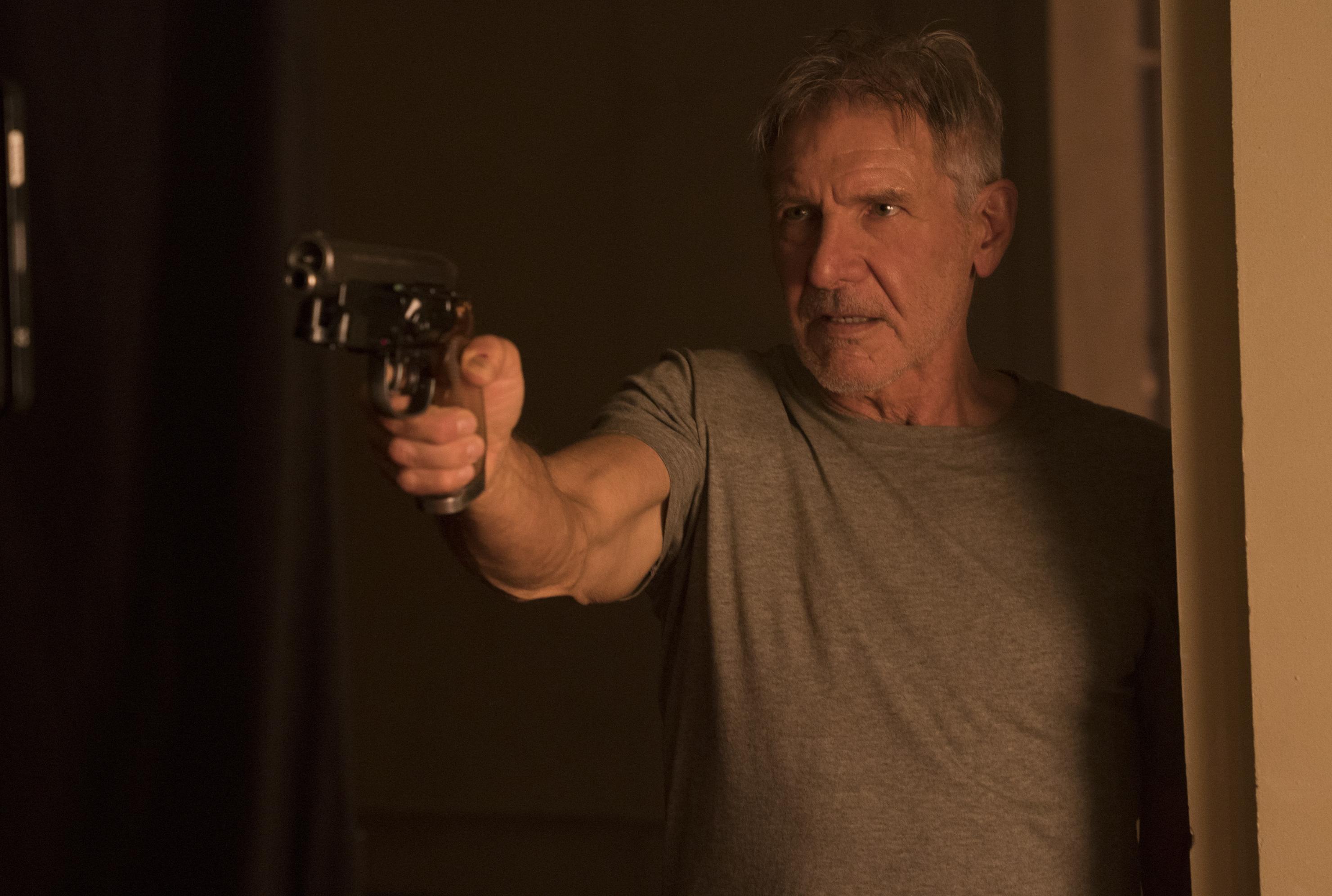 """Harrison Ford stars in 2017's """"Blade Runner 2049."""""""