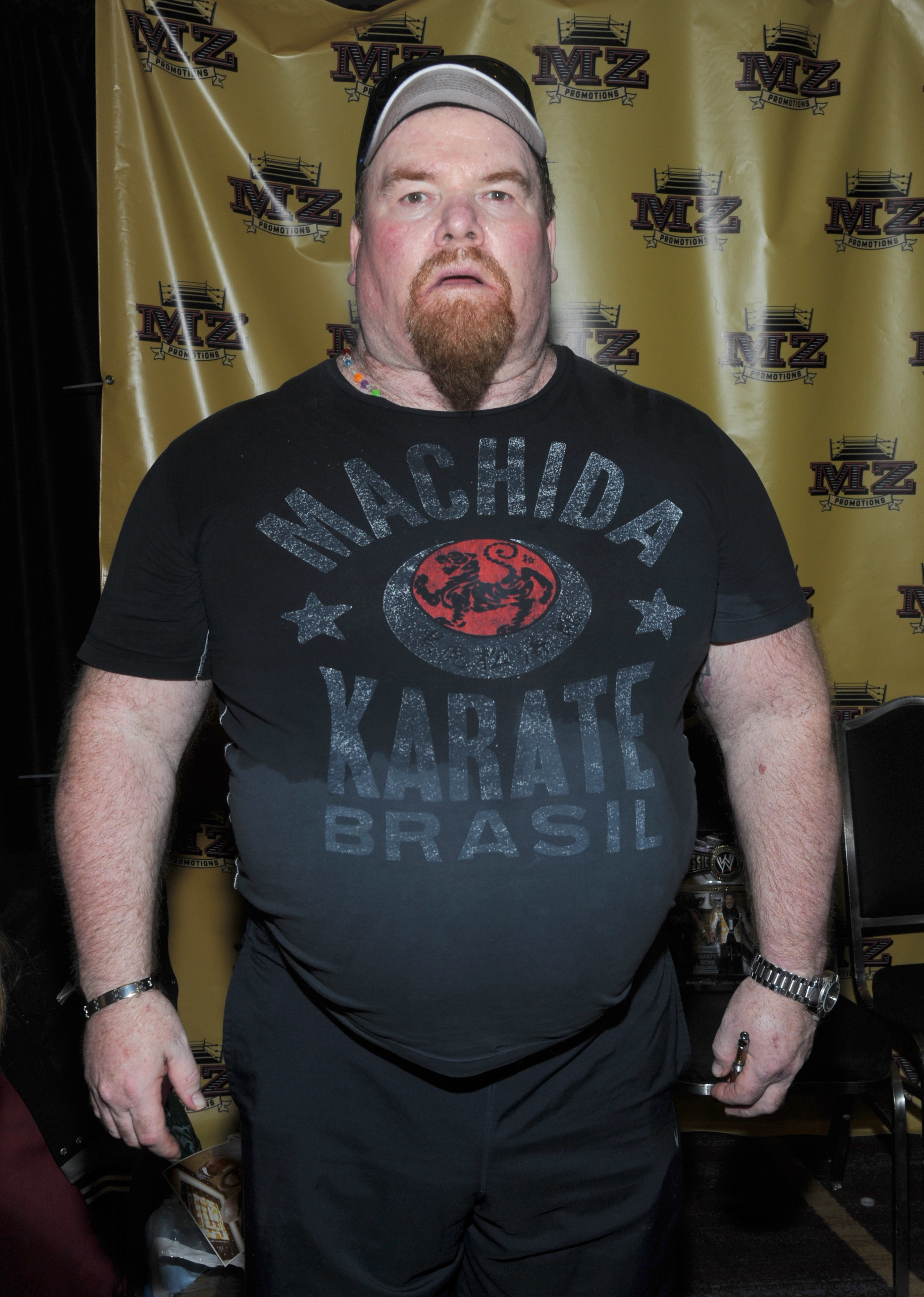 """Wrestler Jim """"The Anvil"""" Neidhart dead at 63"""
