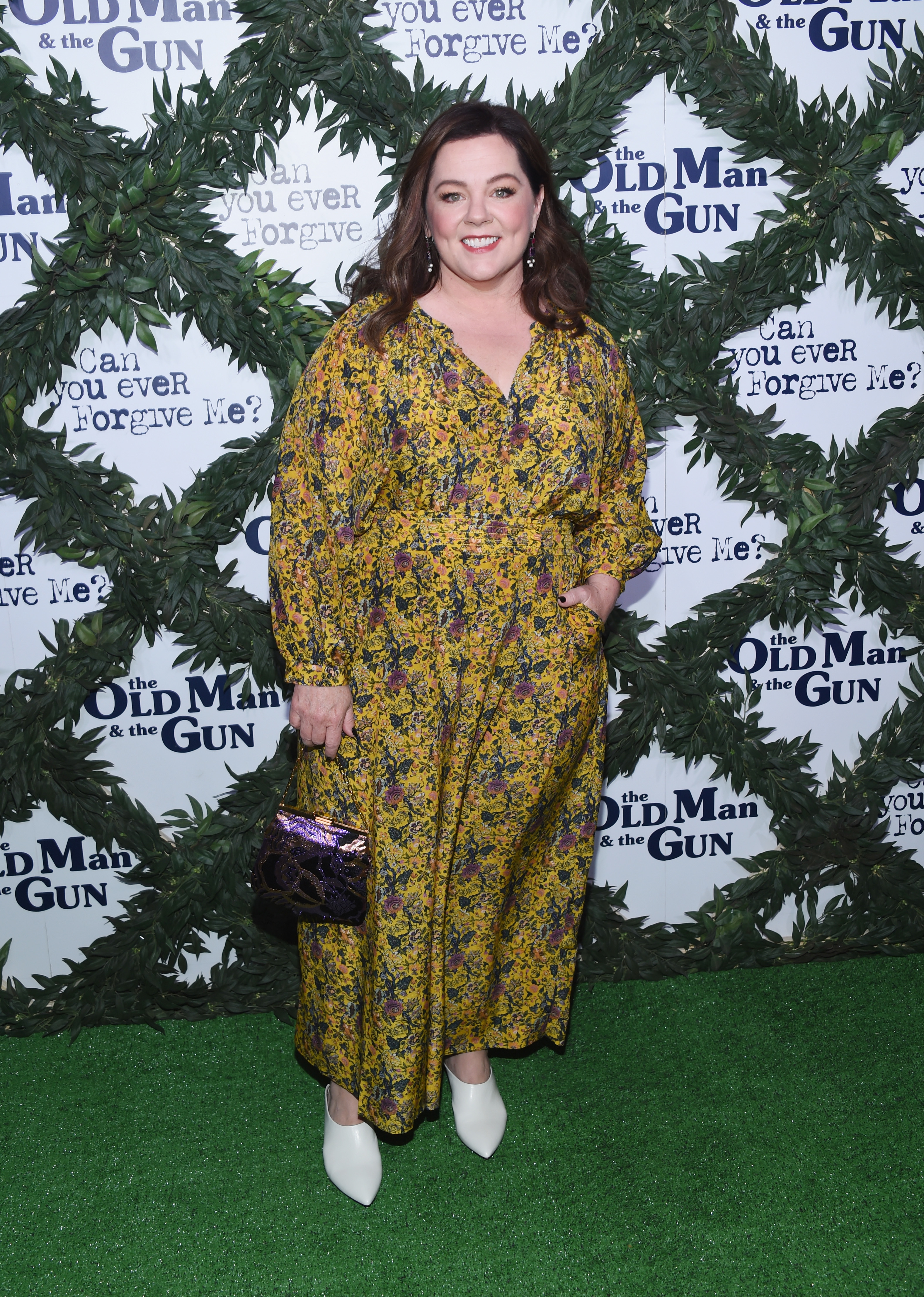Melissa McCarthy arrives at the Fox Searchlight TIFF Party during the 2018 Toronto International Film Festival at the Four Seasons Centre For The Performing Arts in Toronto on Sept. 9, 2018.