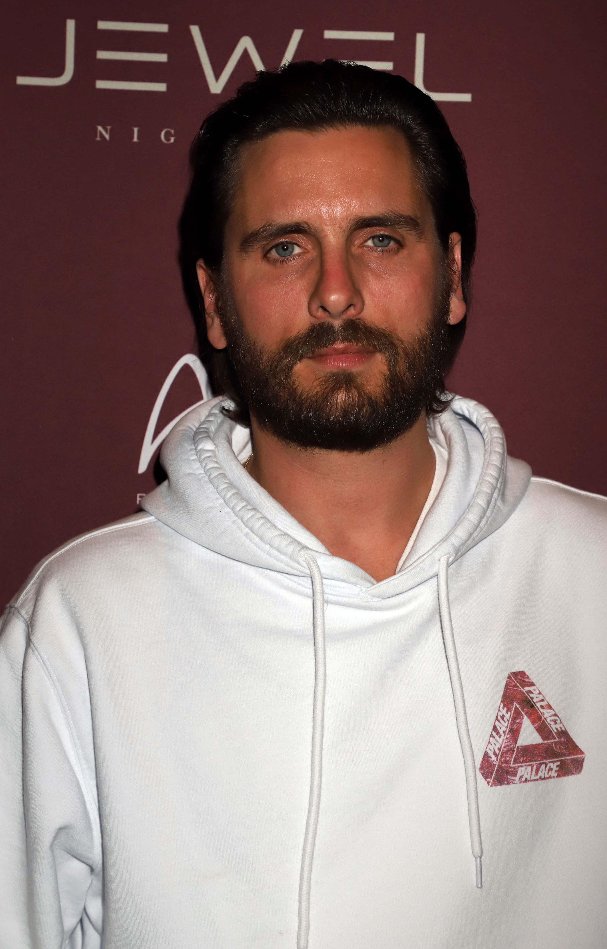 Scott Disick at Jewel Nightclub in the Aria Hotel & Casino in Las Vegas on March 23, 2018.