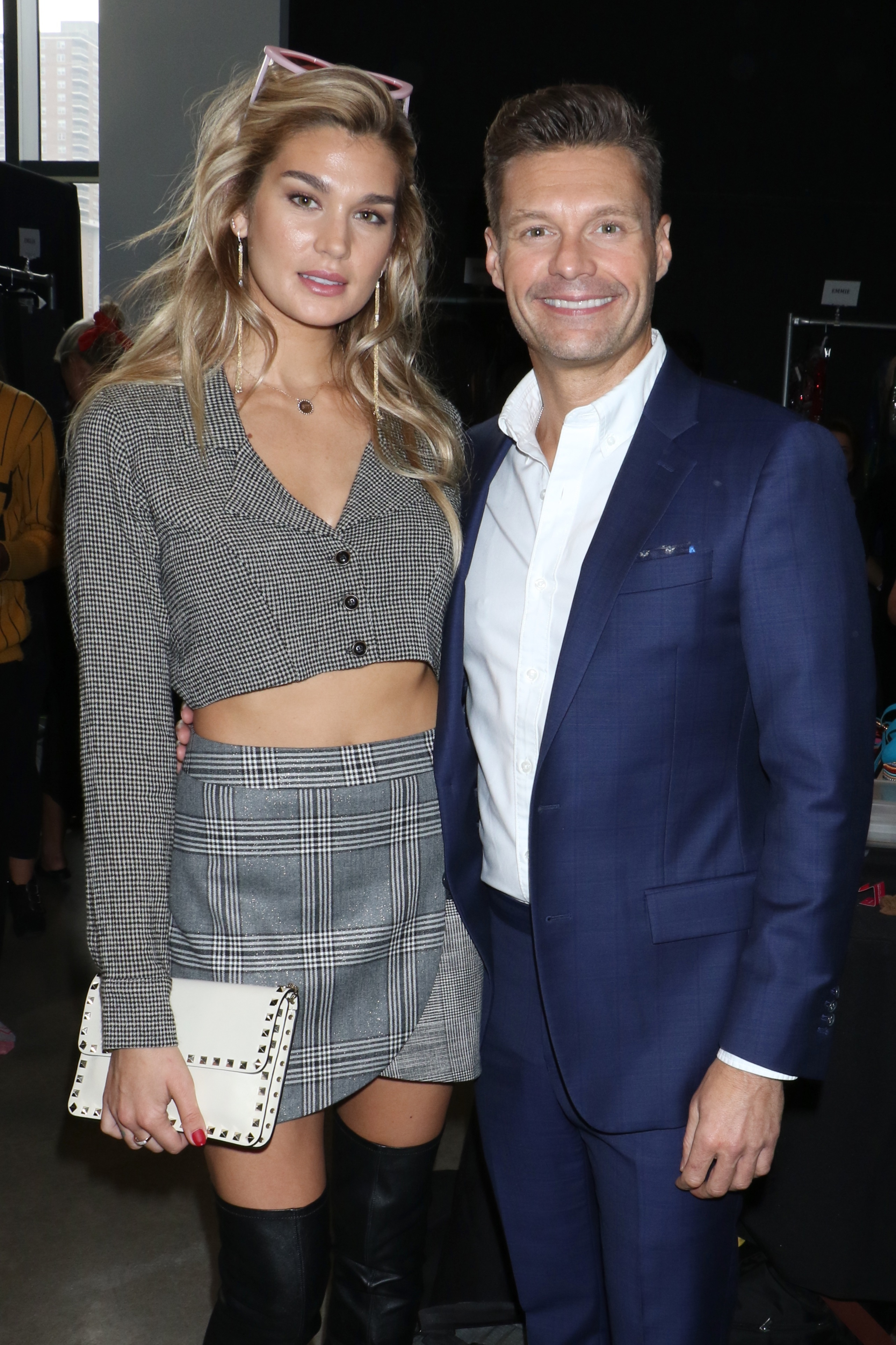 Who is ryan seacrest dating