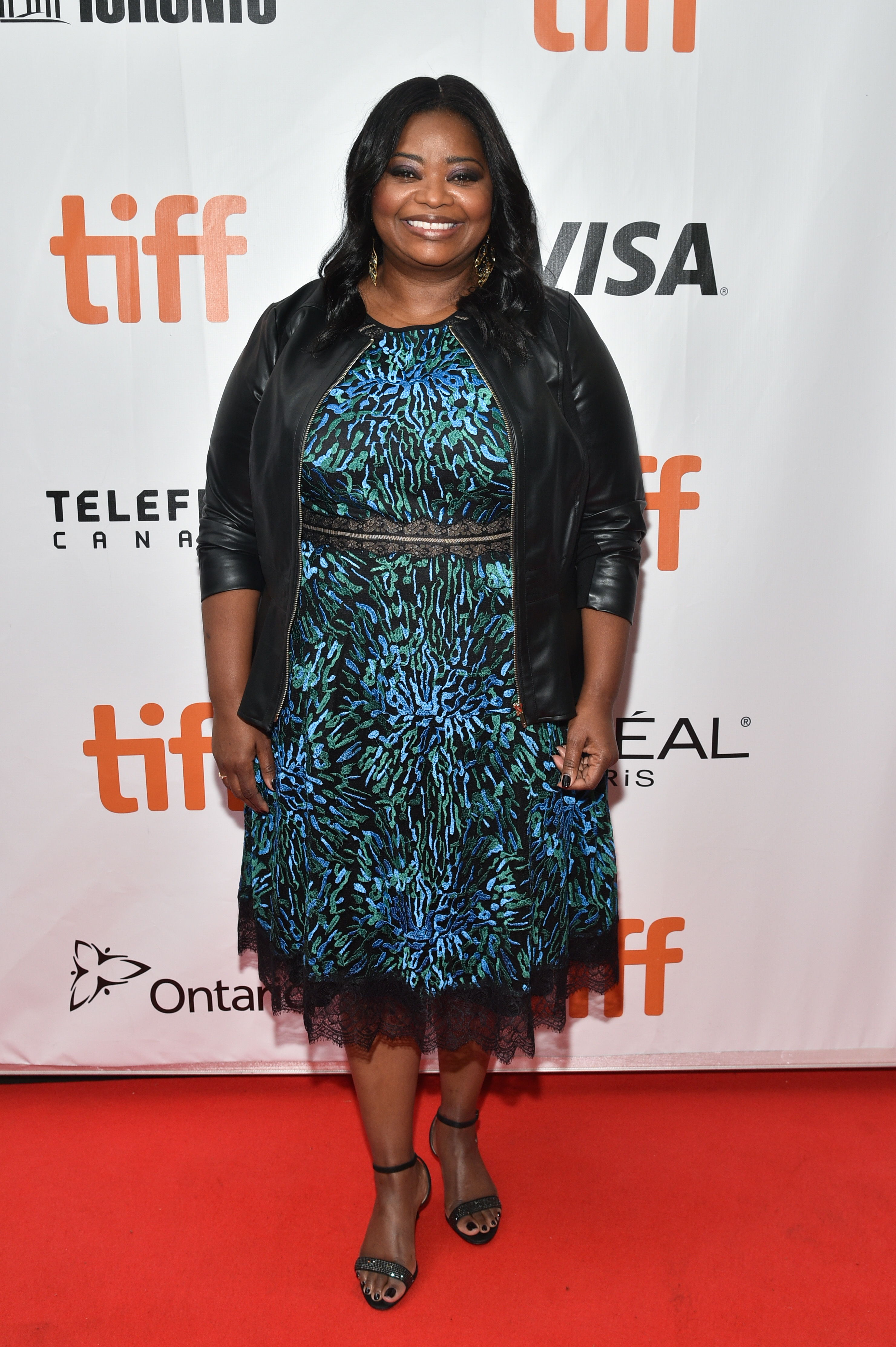 """Octavia Spencer attends the """"Green Book"""" premiere at the Toronto International Film Festival on Sept. 11, 2018."""