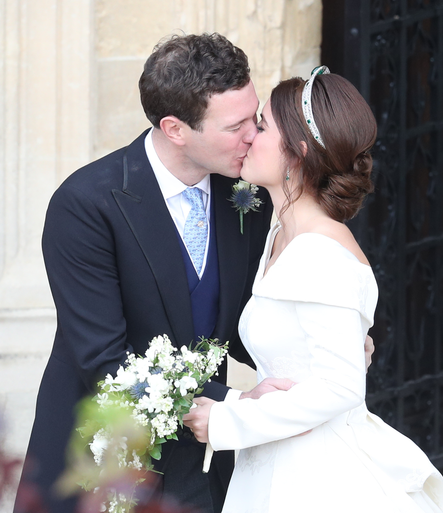 Princess Eugenie Wedding.Princess Eugenie And Jack Brooksbank S Wedding All The Best Photos