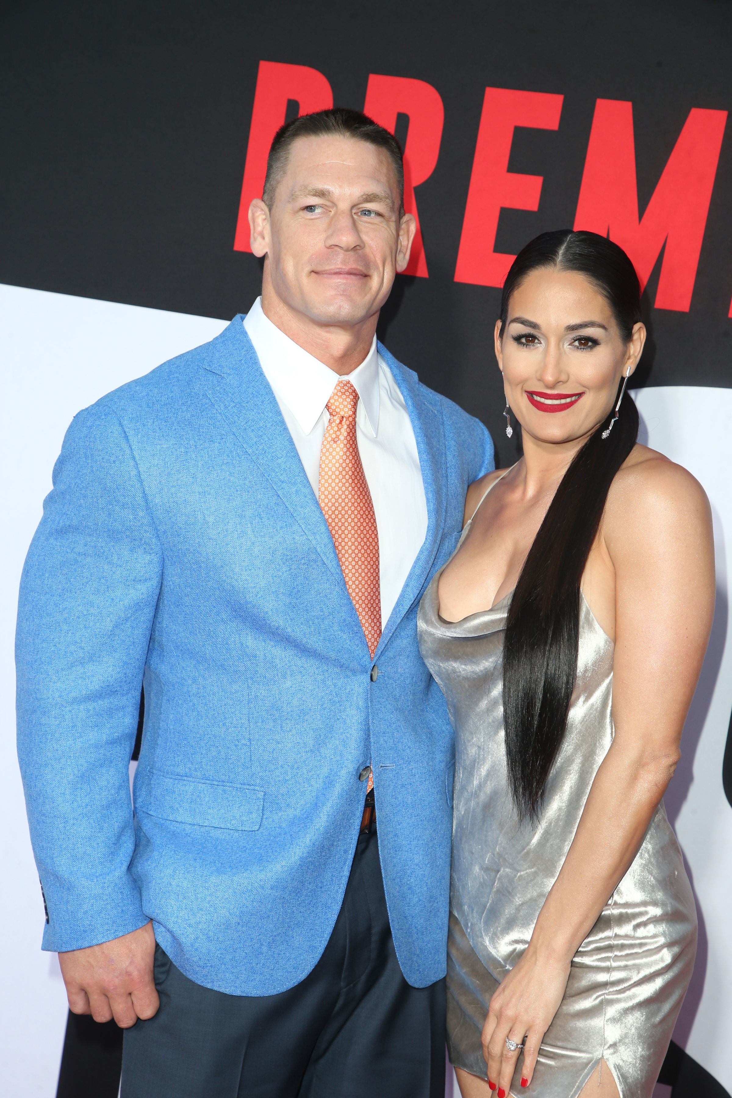 Nikki Bella says she's happy but 'protective' now that John Cena has moved on