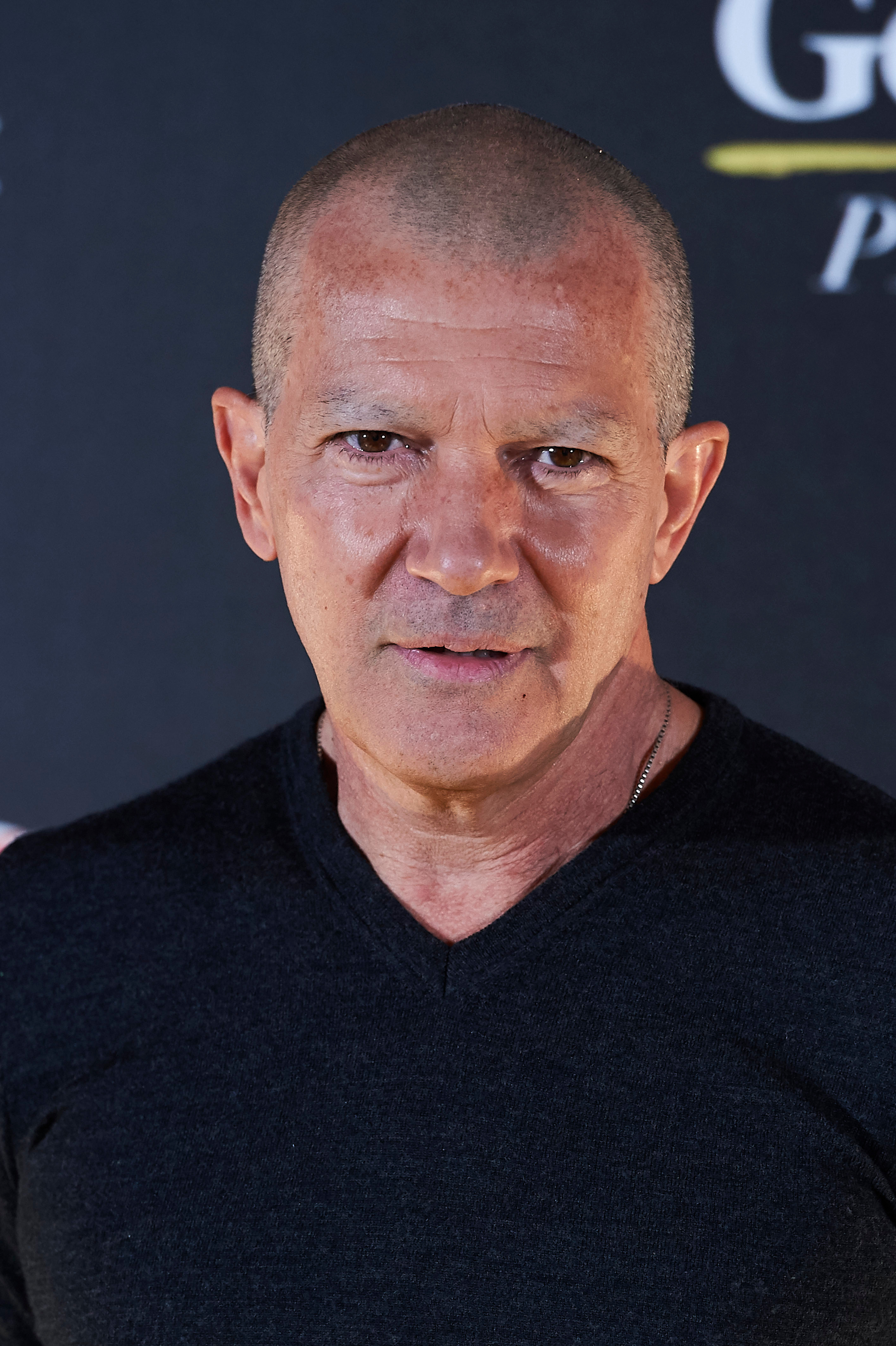 """Antonio Banderas attends the photocall for """"Genius: Picasso"""" in Madrid, Spain, on March 21, 2018."""