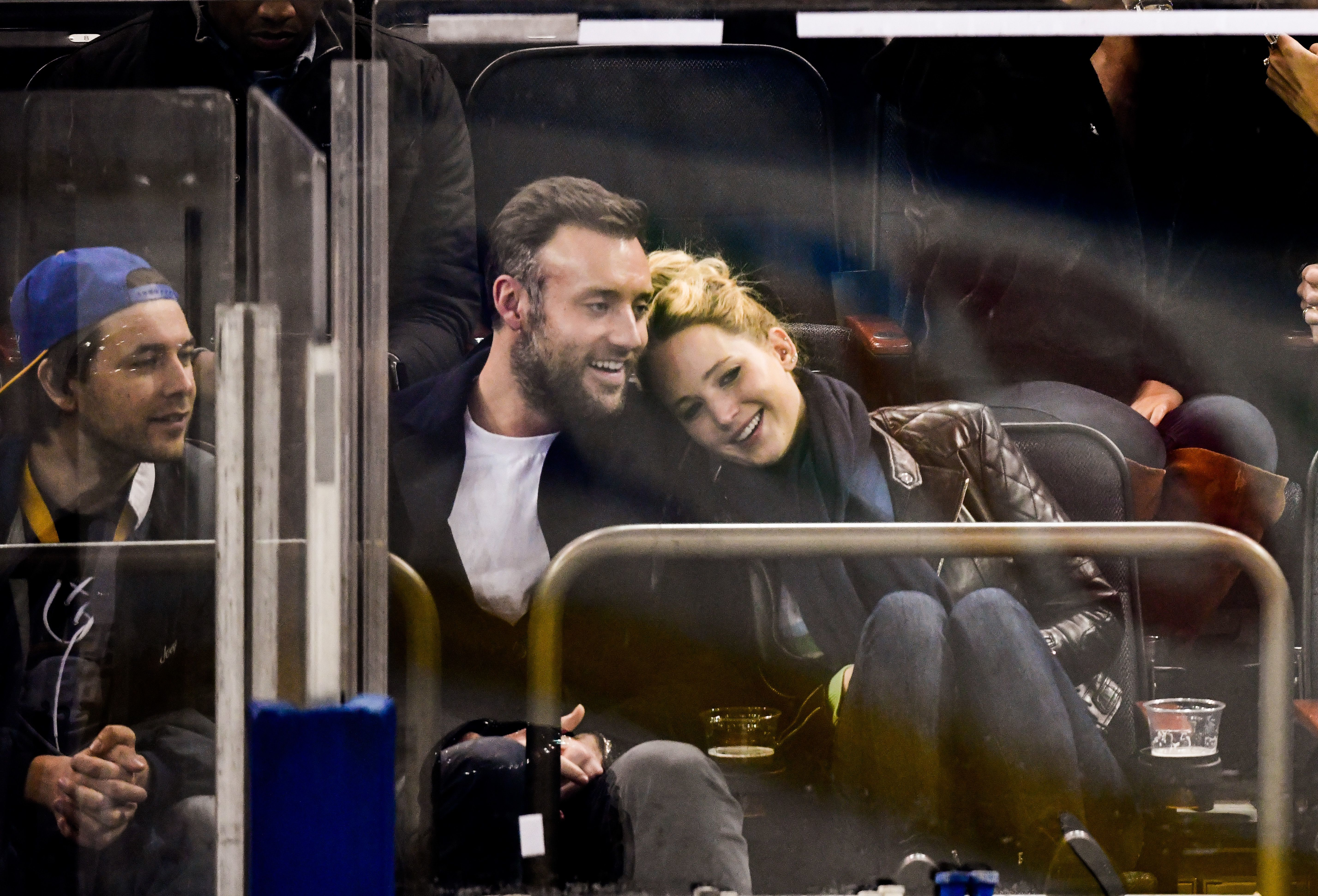 Jennifer Lawrence sparks rumors she and Cooke Maroney tied the knot, plus more celeb love life news for mid-September 2019