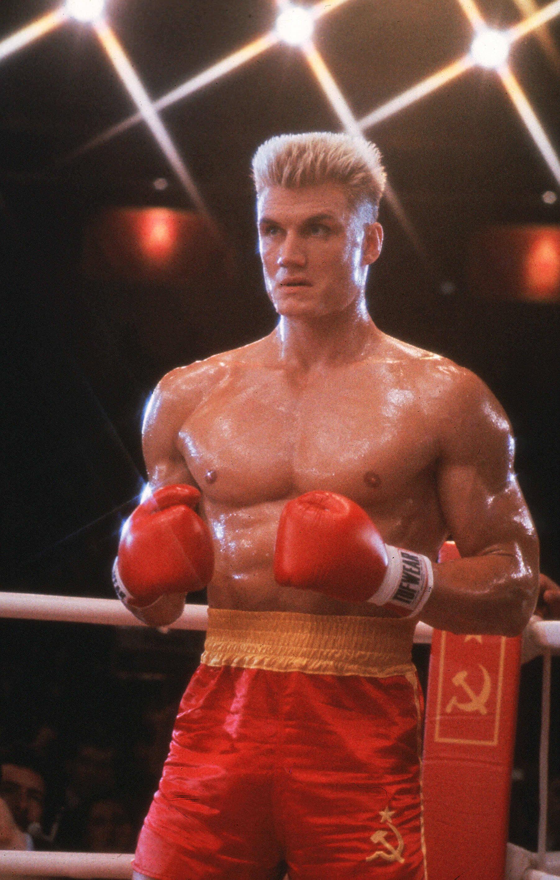 Dolph Lundgren Rocky