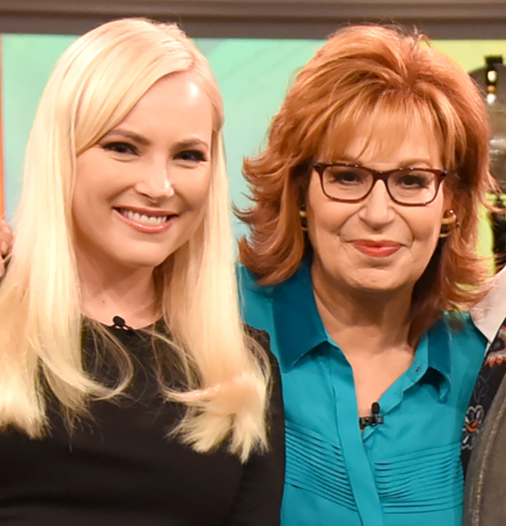 Meghan Mccain Joy Behar Youtube